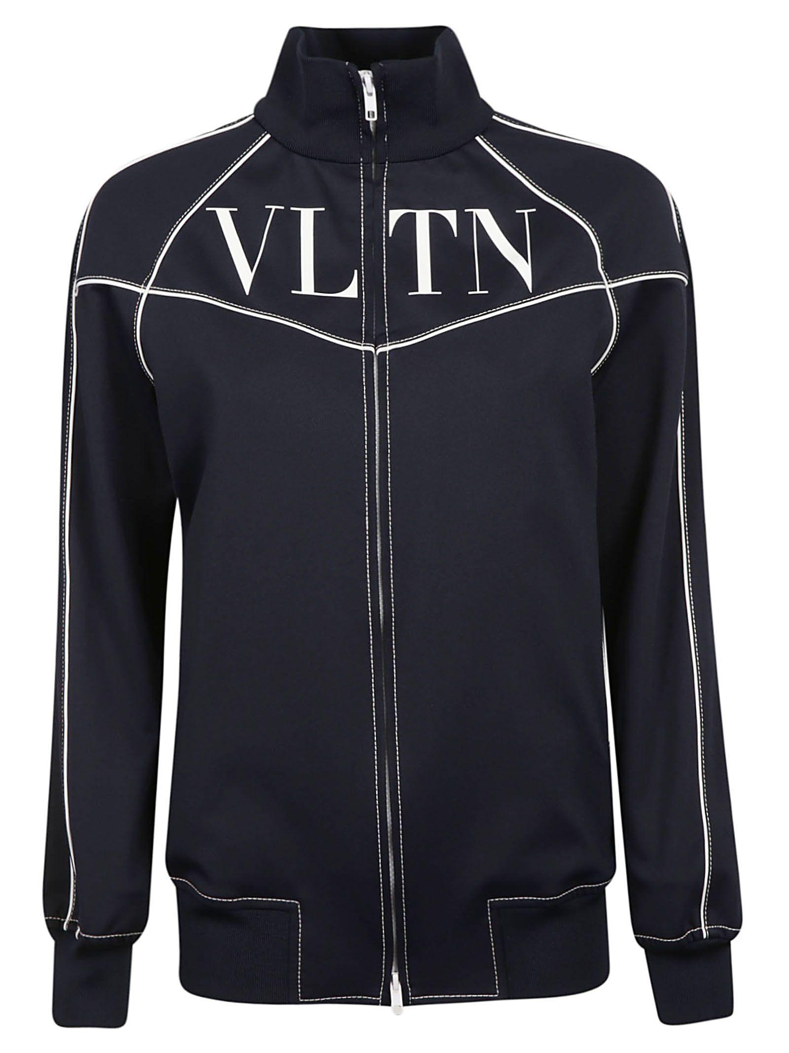 Valentino Logo Bomber Jacket