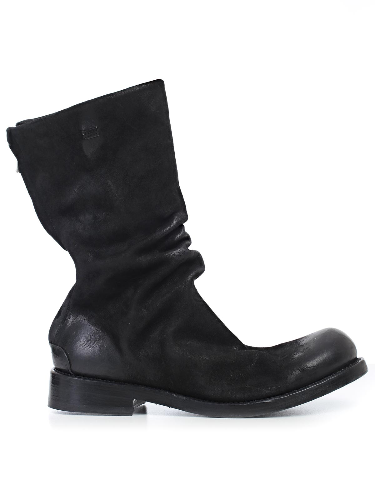 The Last Conspiracy Rear Zipped Ankle Boots
