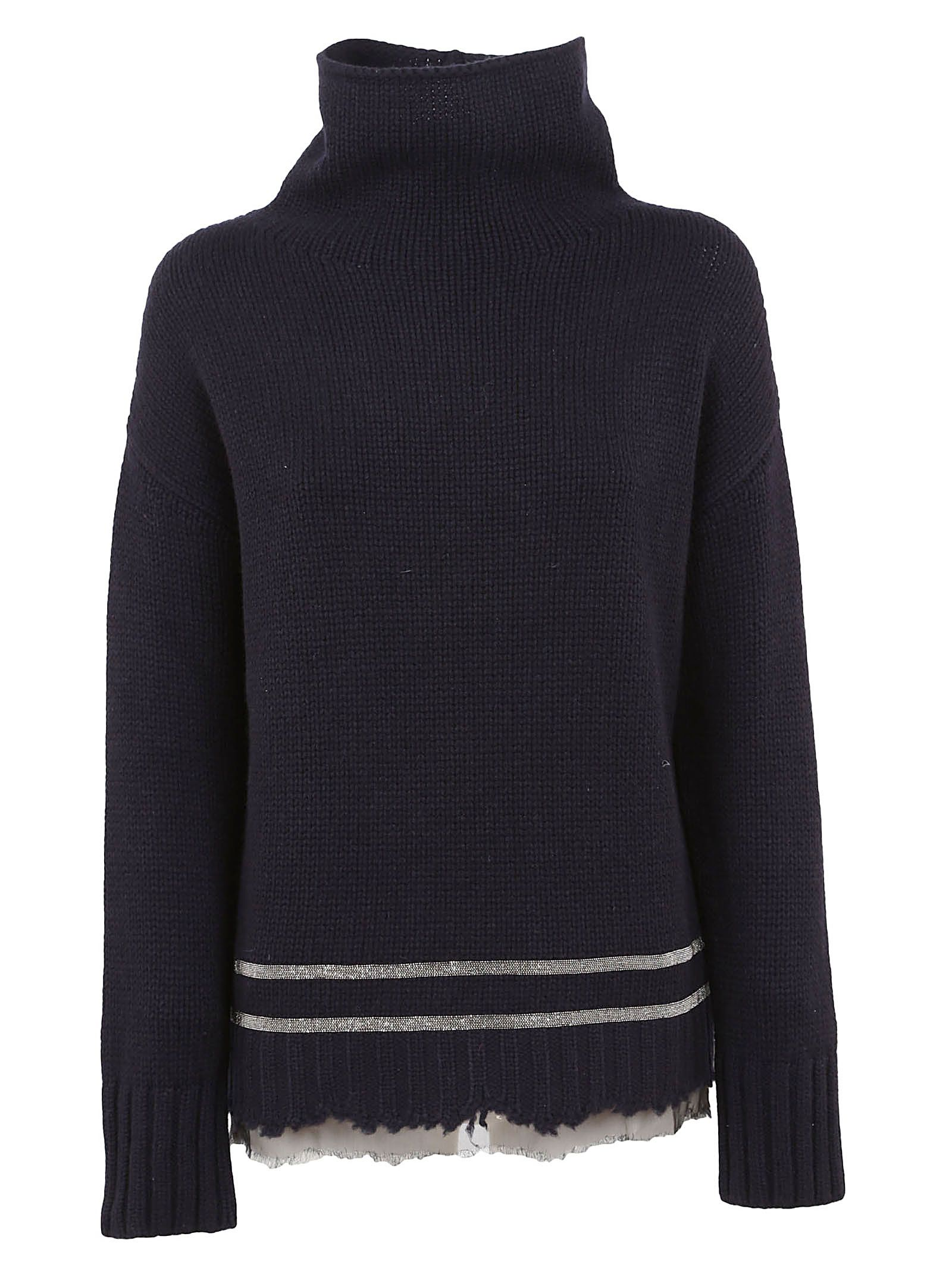 Fabiana Filippi Wool Sweater
