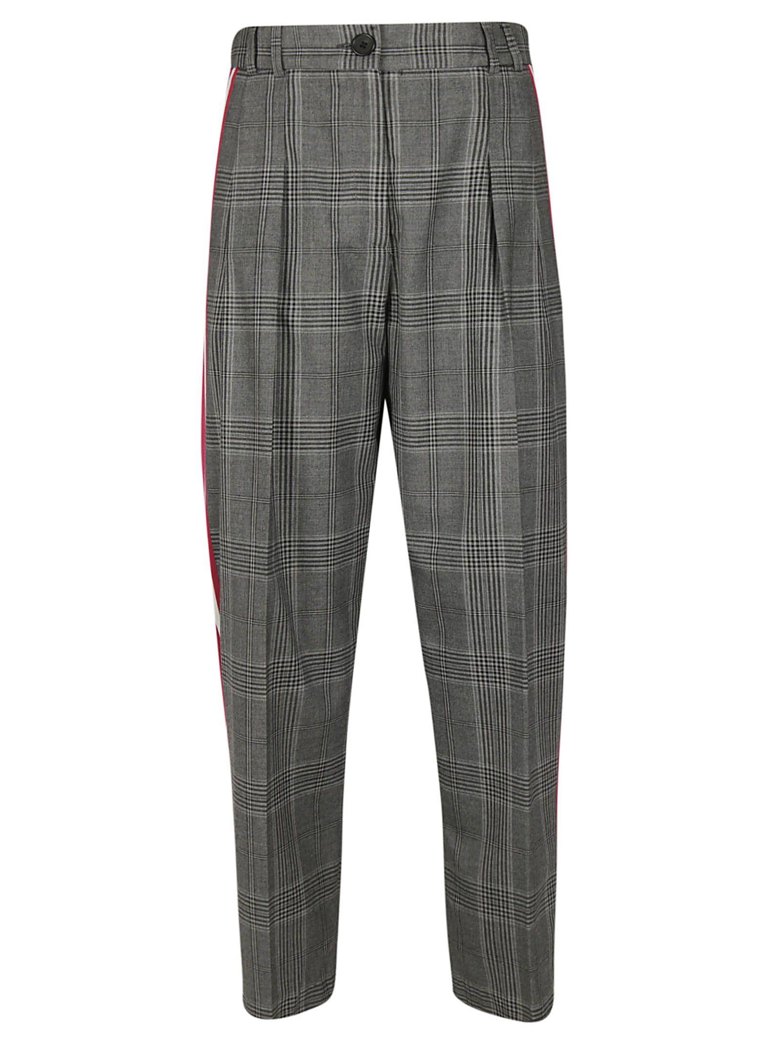 Tara Jarmon Patterned Trousers
