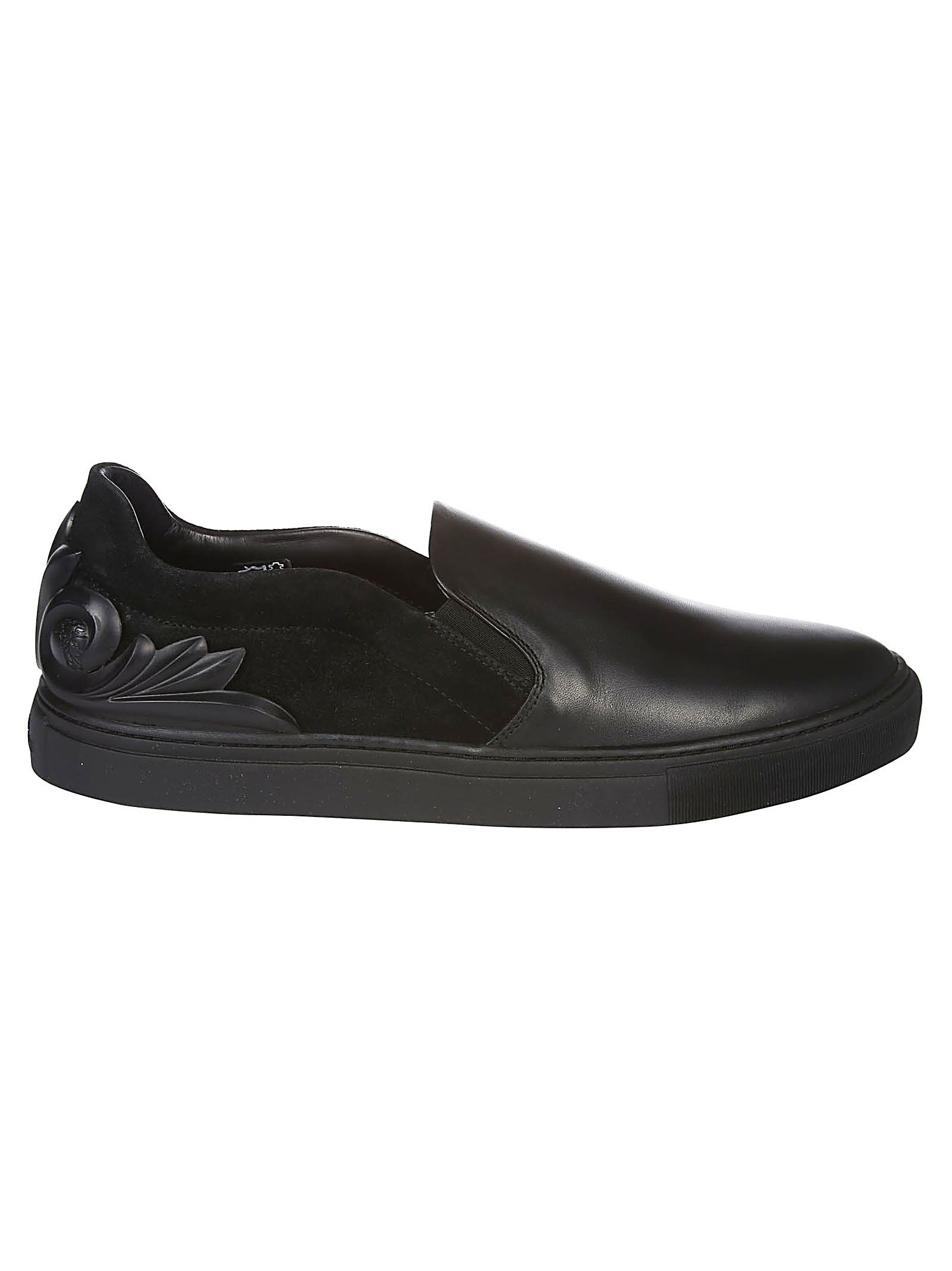 Versace Collection Formal Slip-on Sneakers