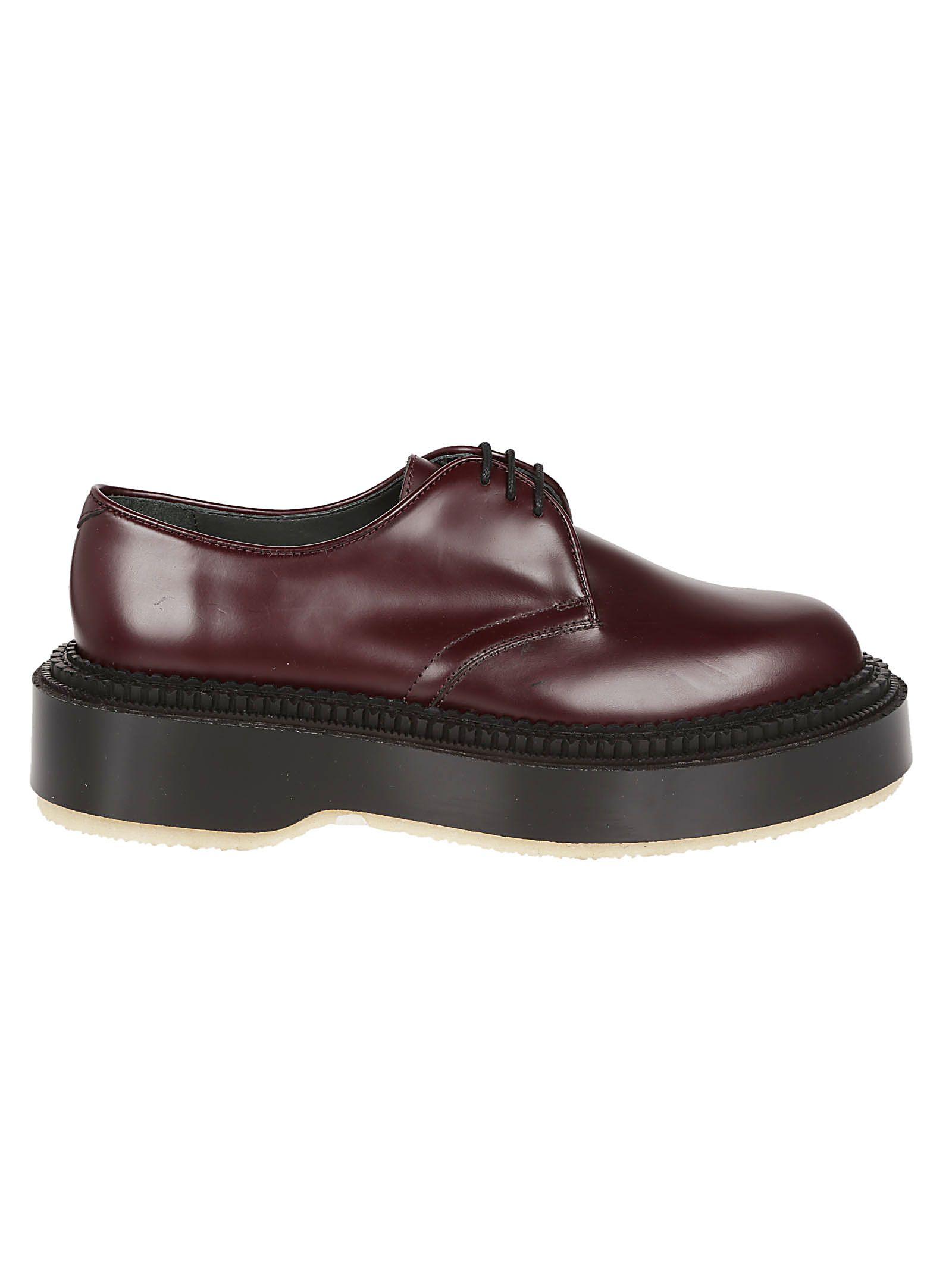 Adieu X Undercover Platform Oxford Shoes