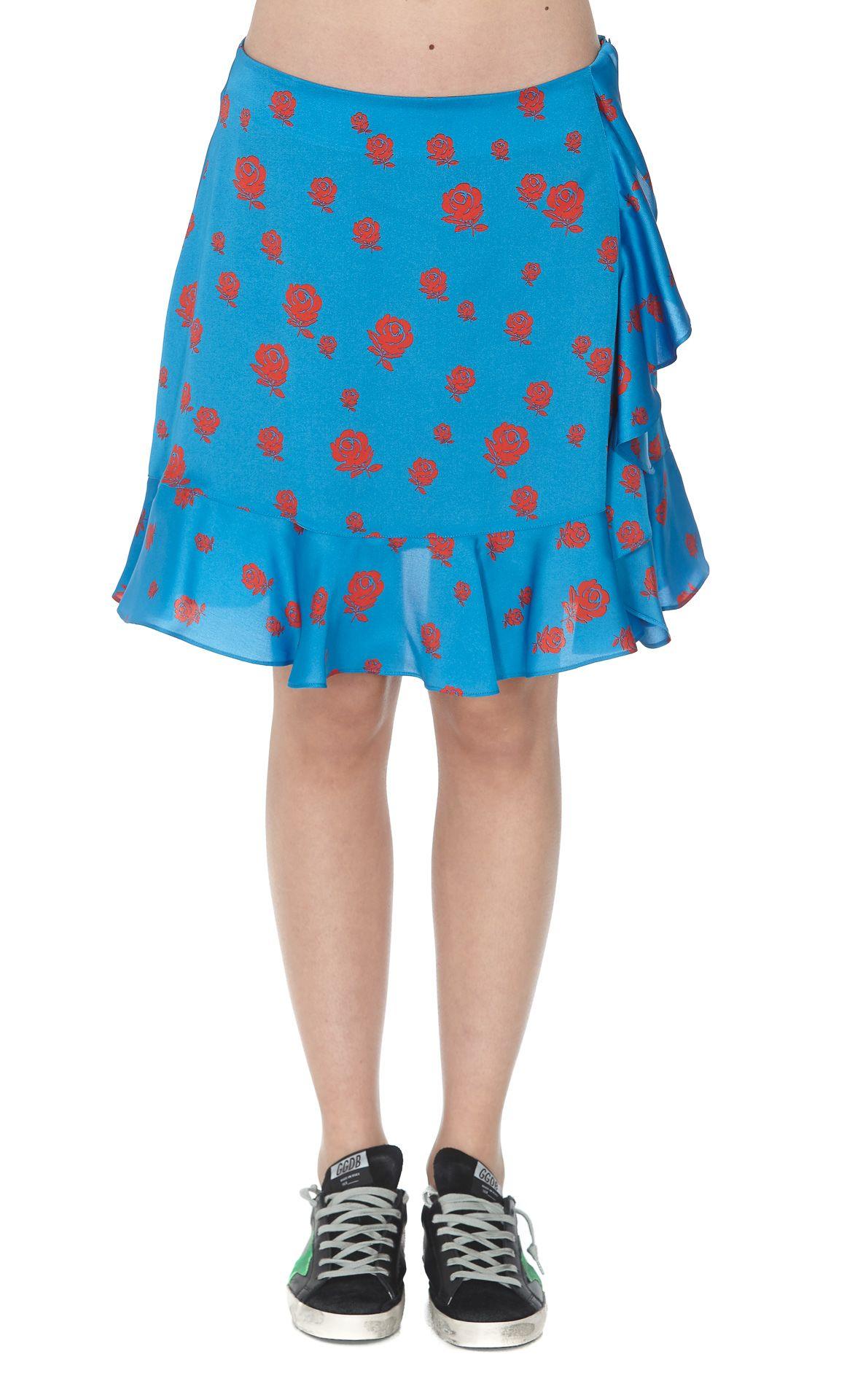 Kenzo Soft Ruffled Skirt