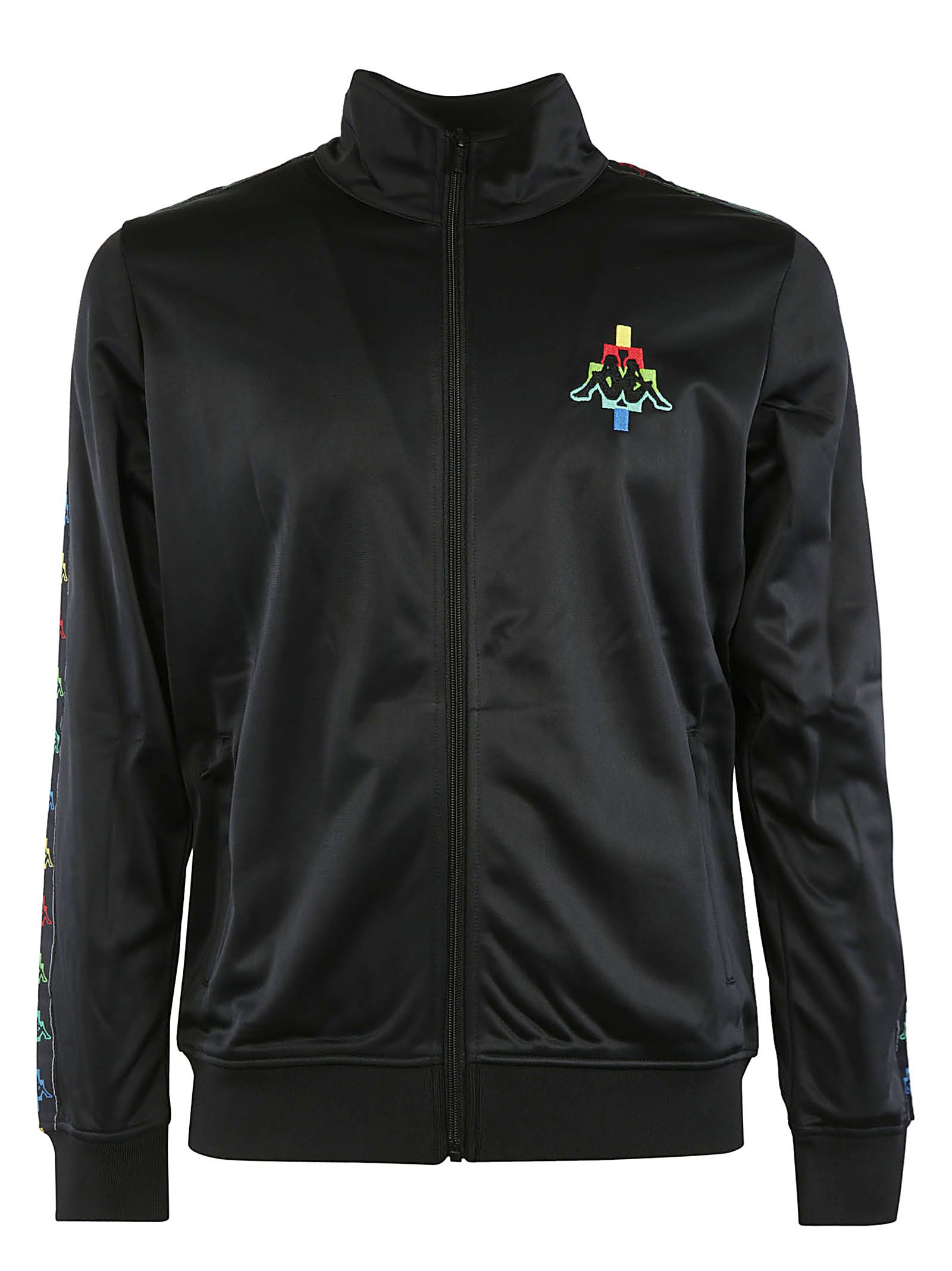 Marcelo Burlon Kappa Taped Logo Track Jacket