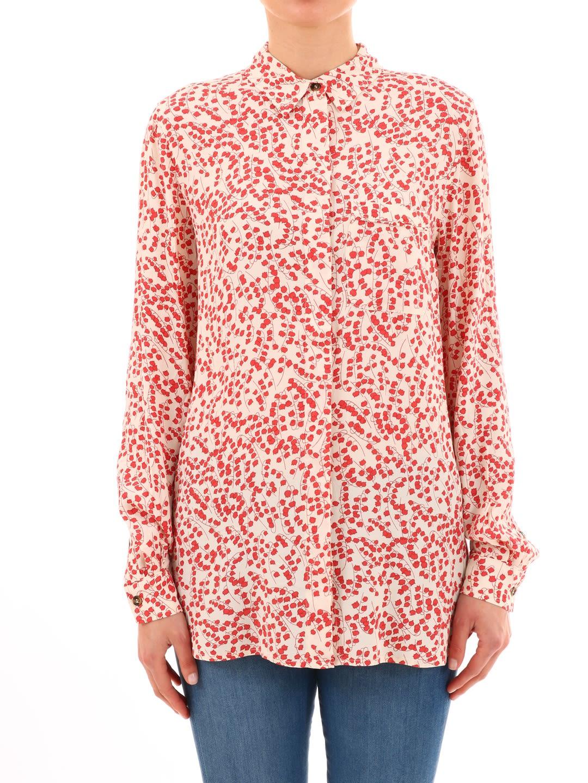 Ganni Shirt Floral Print