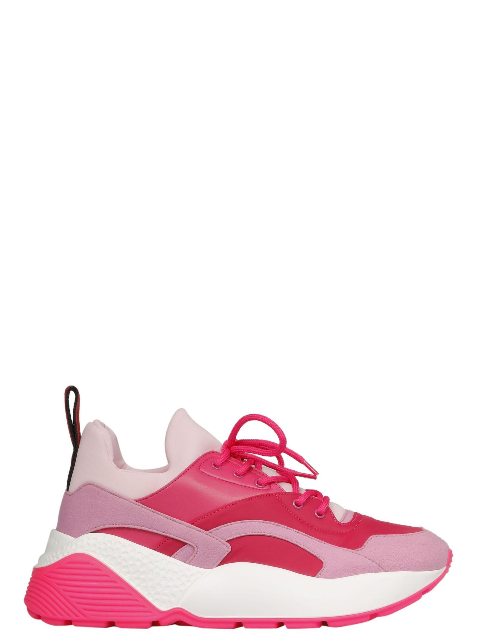 stella mccartney -  Eclypse Low-cut Sneakers