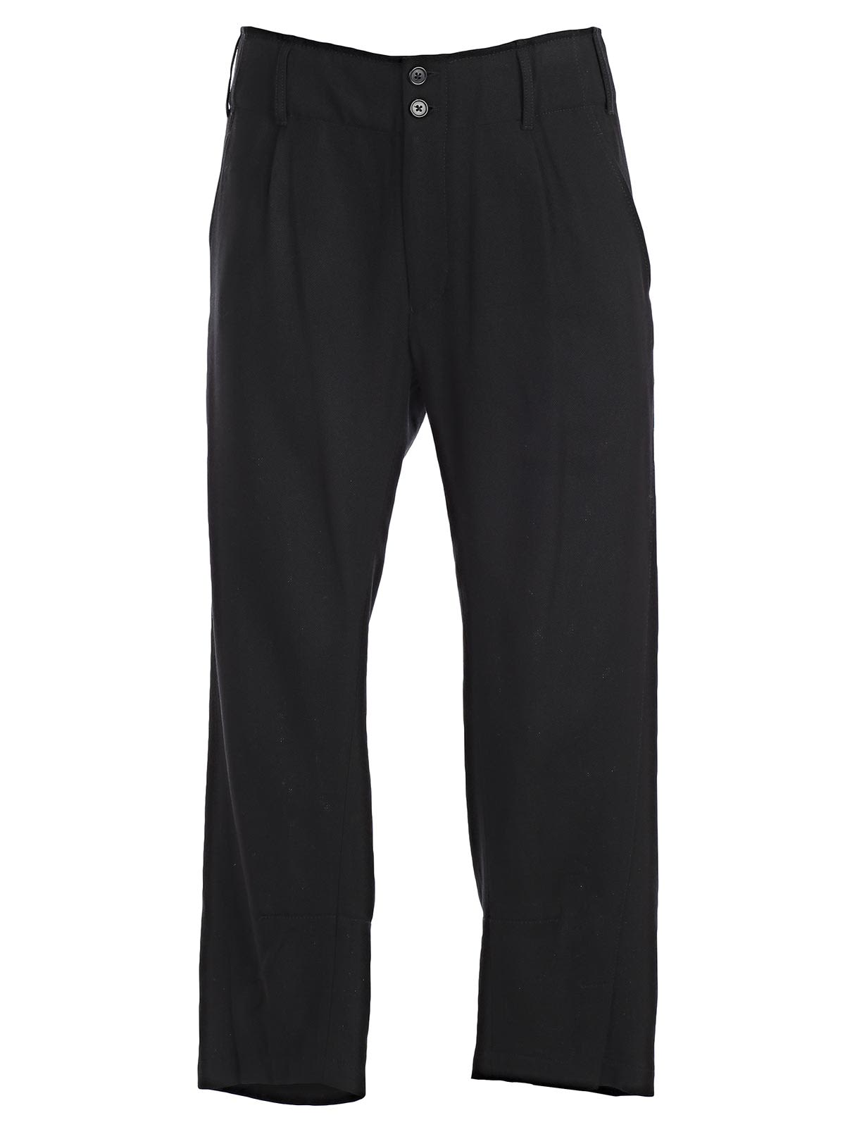 Ann Demeulemester Drop Crotch Trousers