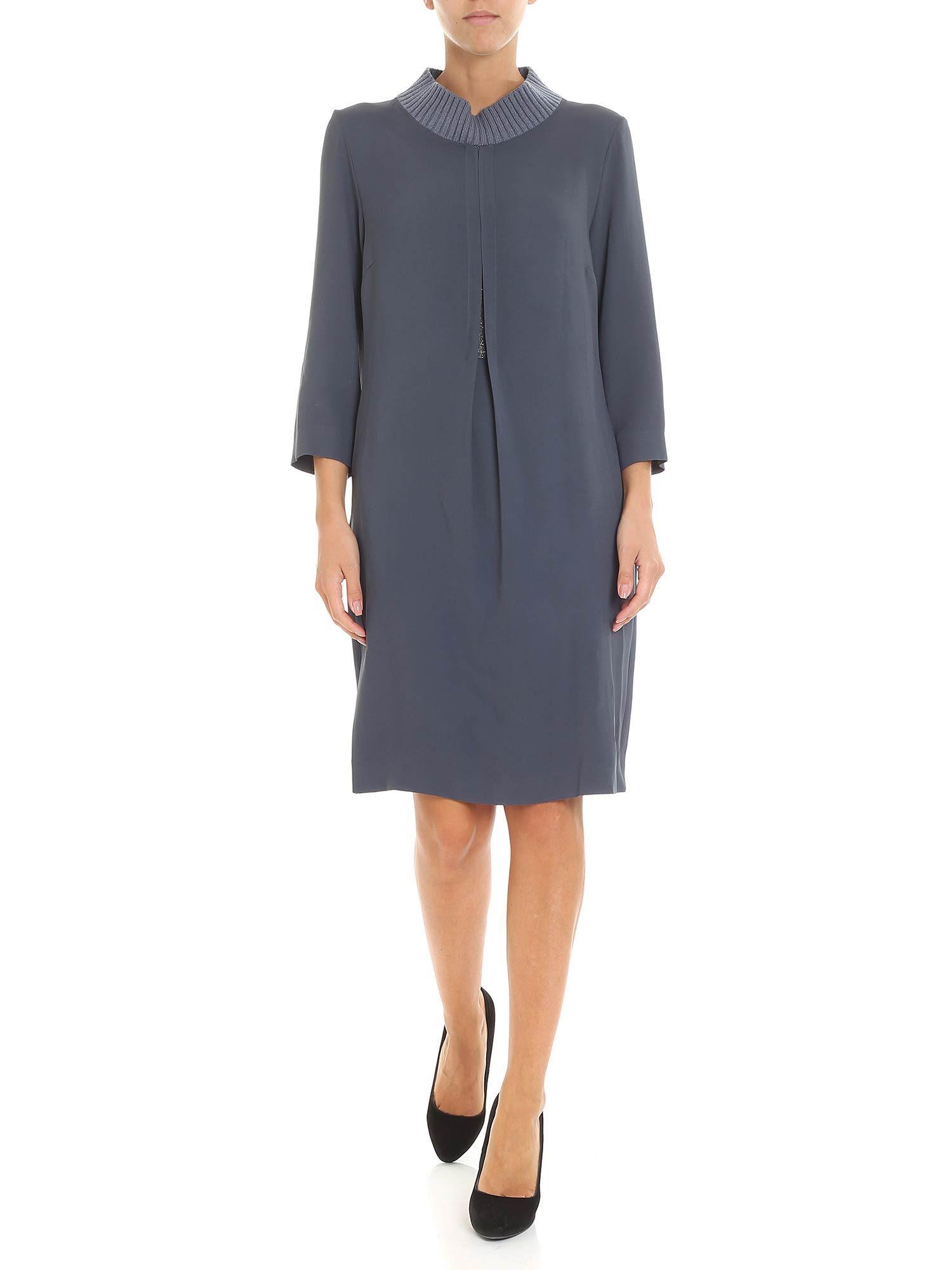 Fabiana Filippi Knitted Dress