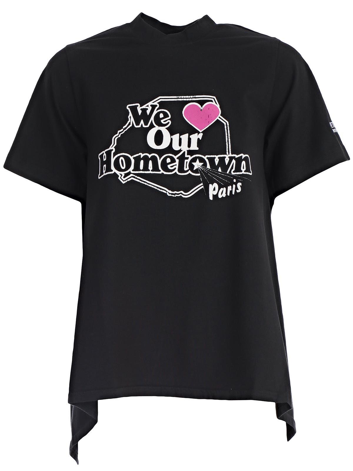 Vetements Short Sleeve T-shirt