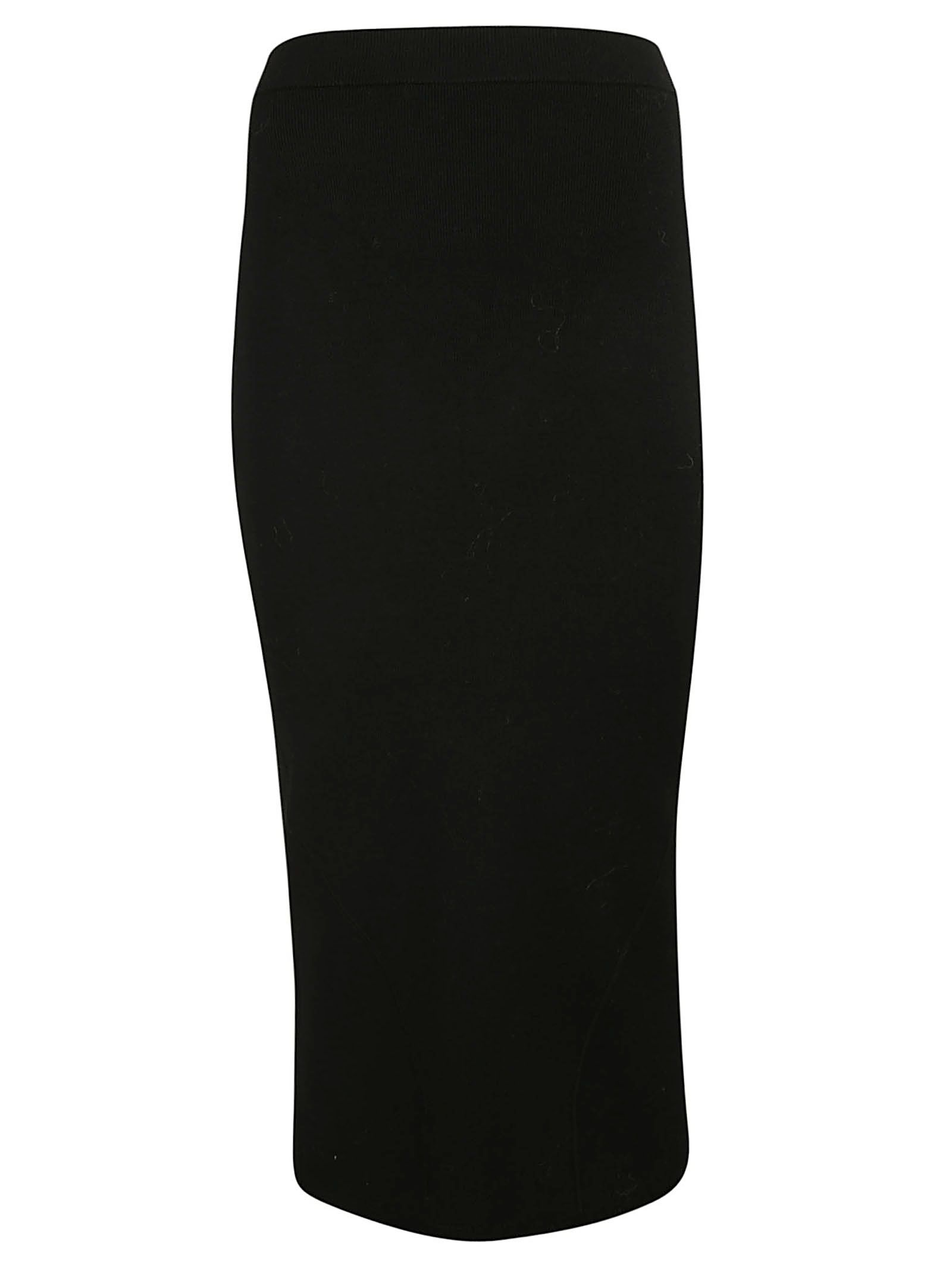 Victoria Beckham Classic Fitted Skirt