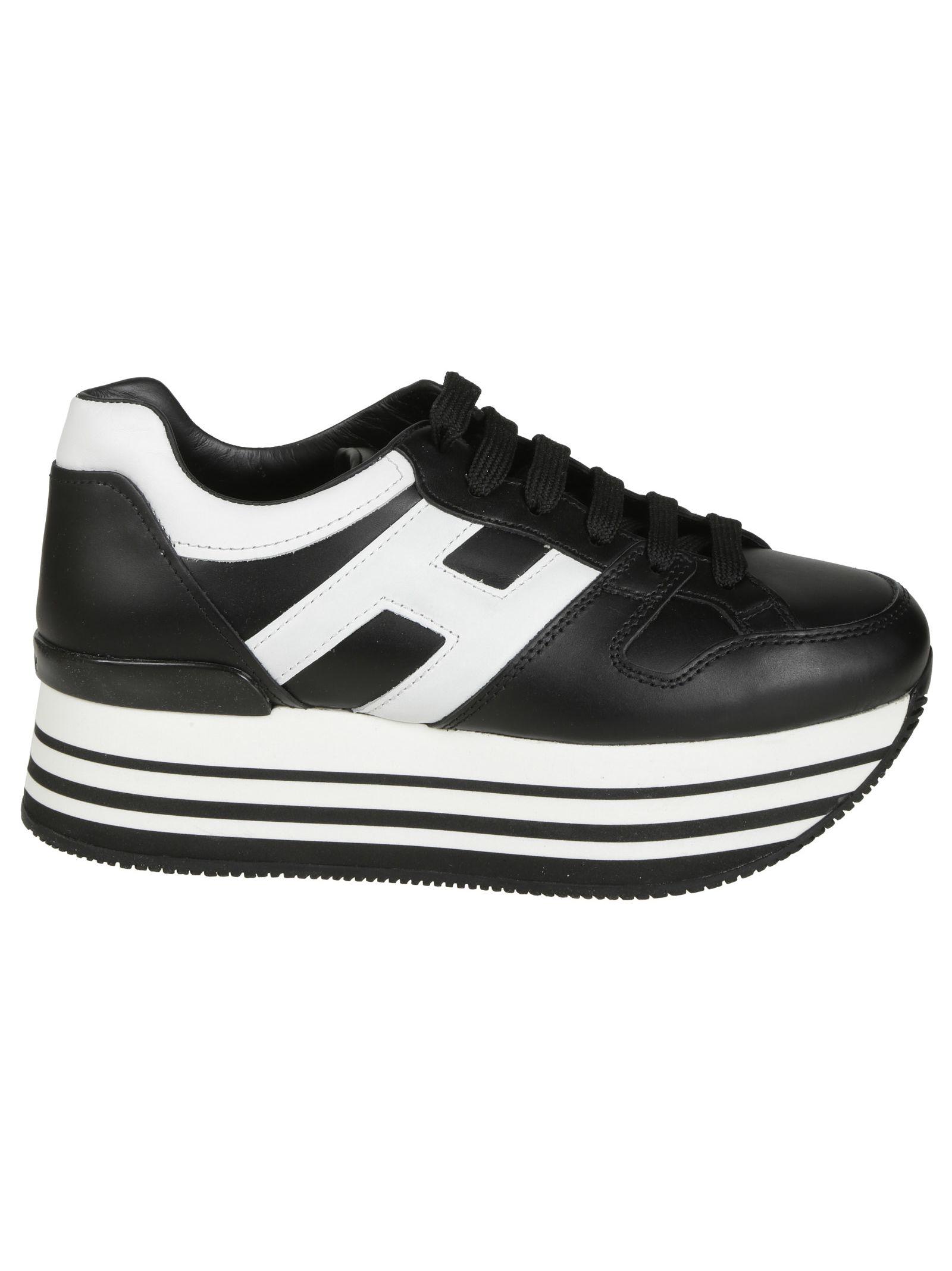 Hogan Classic Platform Sneakers