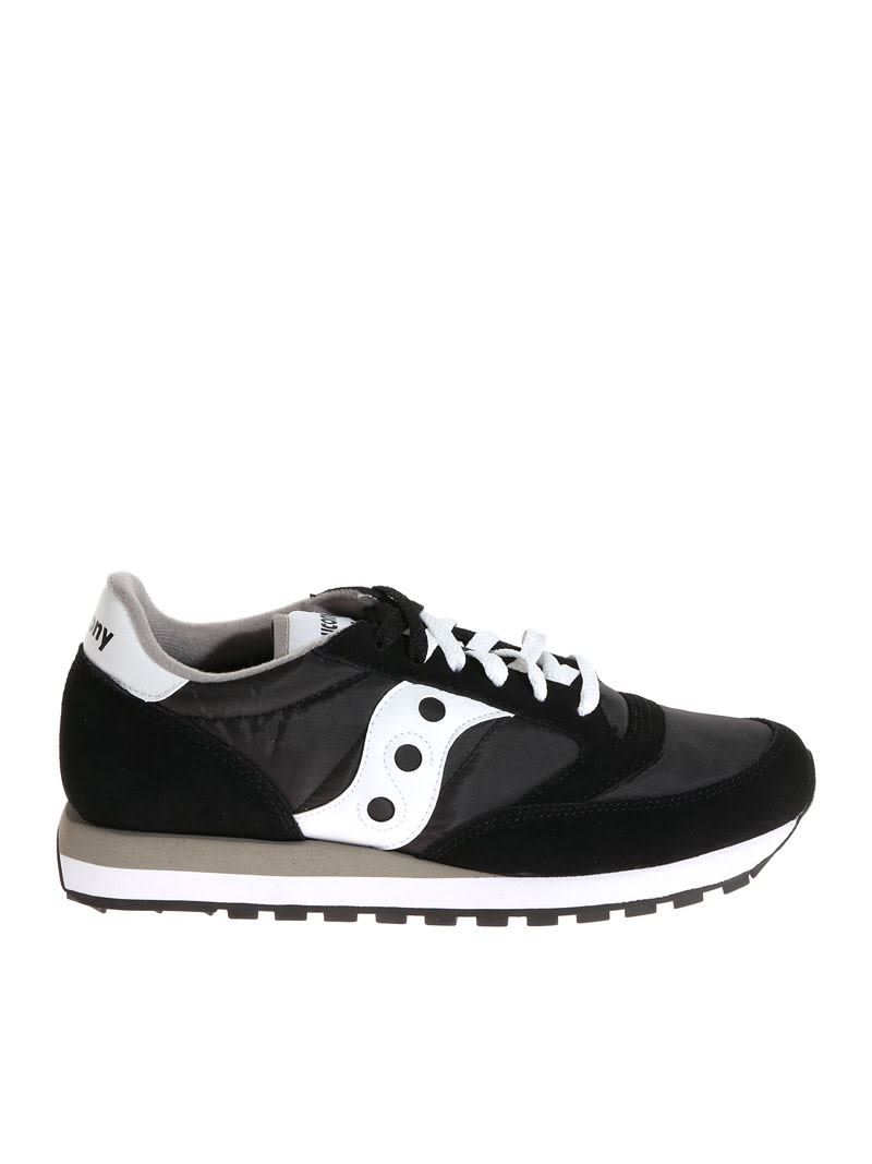 Saucony Contrast Lace Up Sneakers