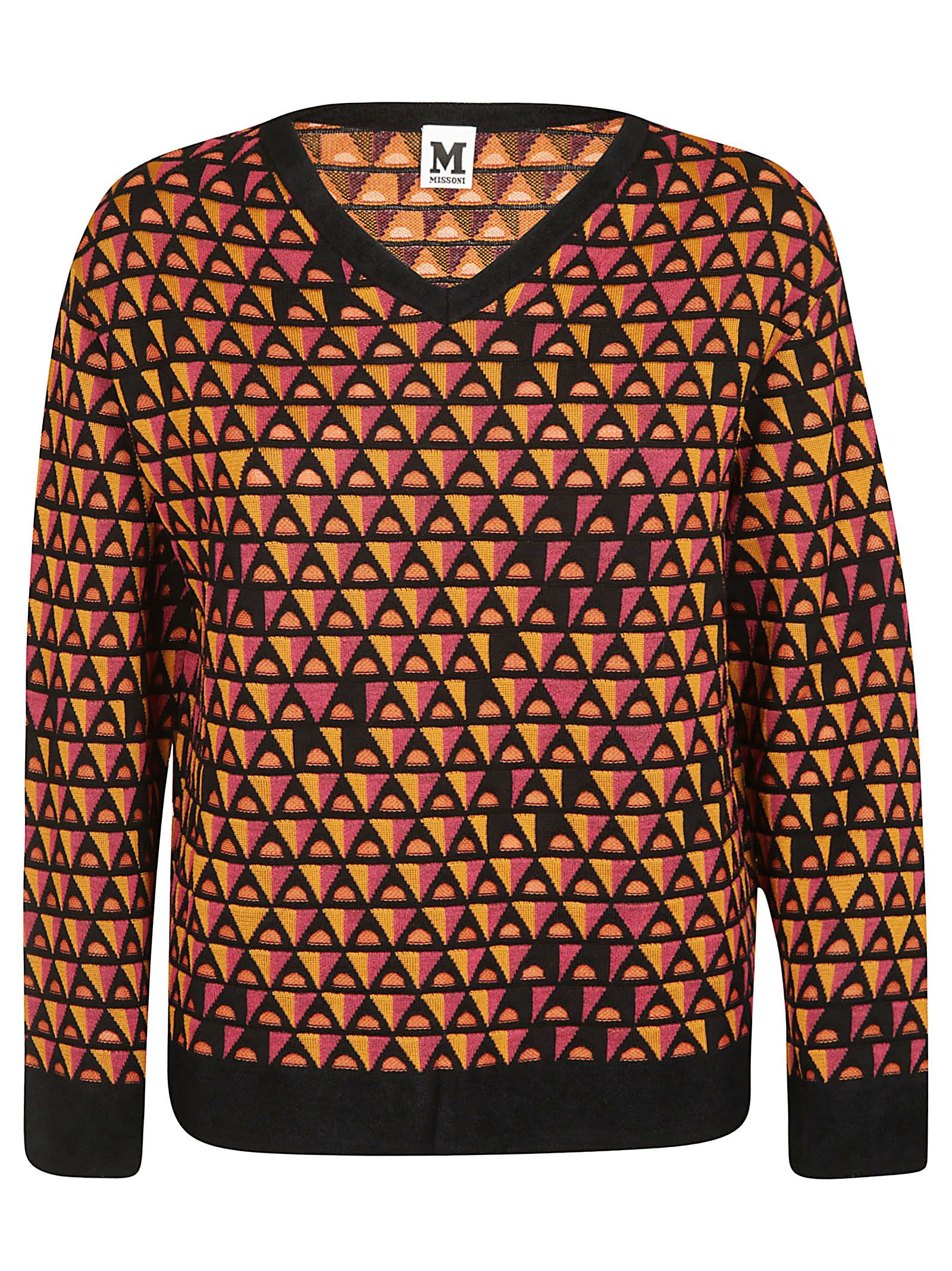 M Missoni Loose-fit Sweater