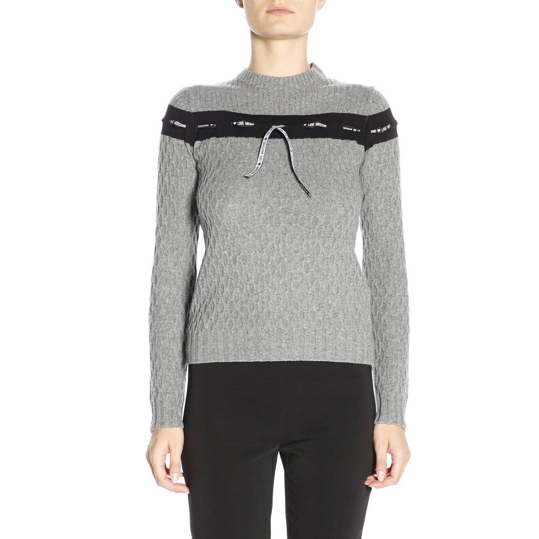 Moschino Love Sweater Sweater Women Moschino Love