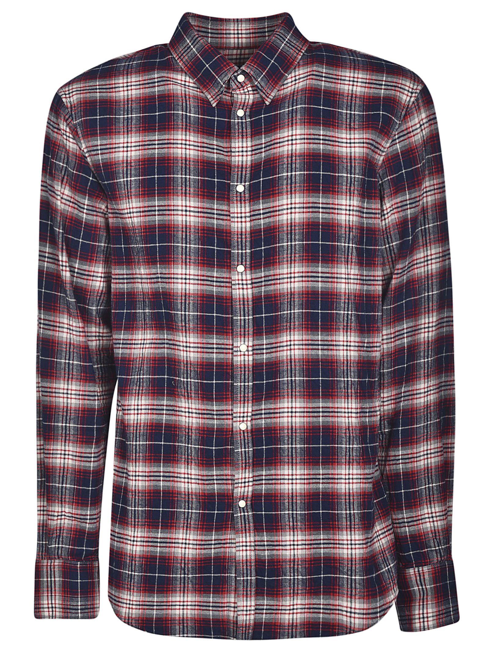 Dsquared2 Check Plaid Shirt