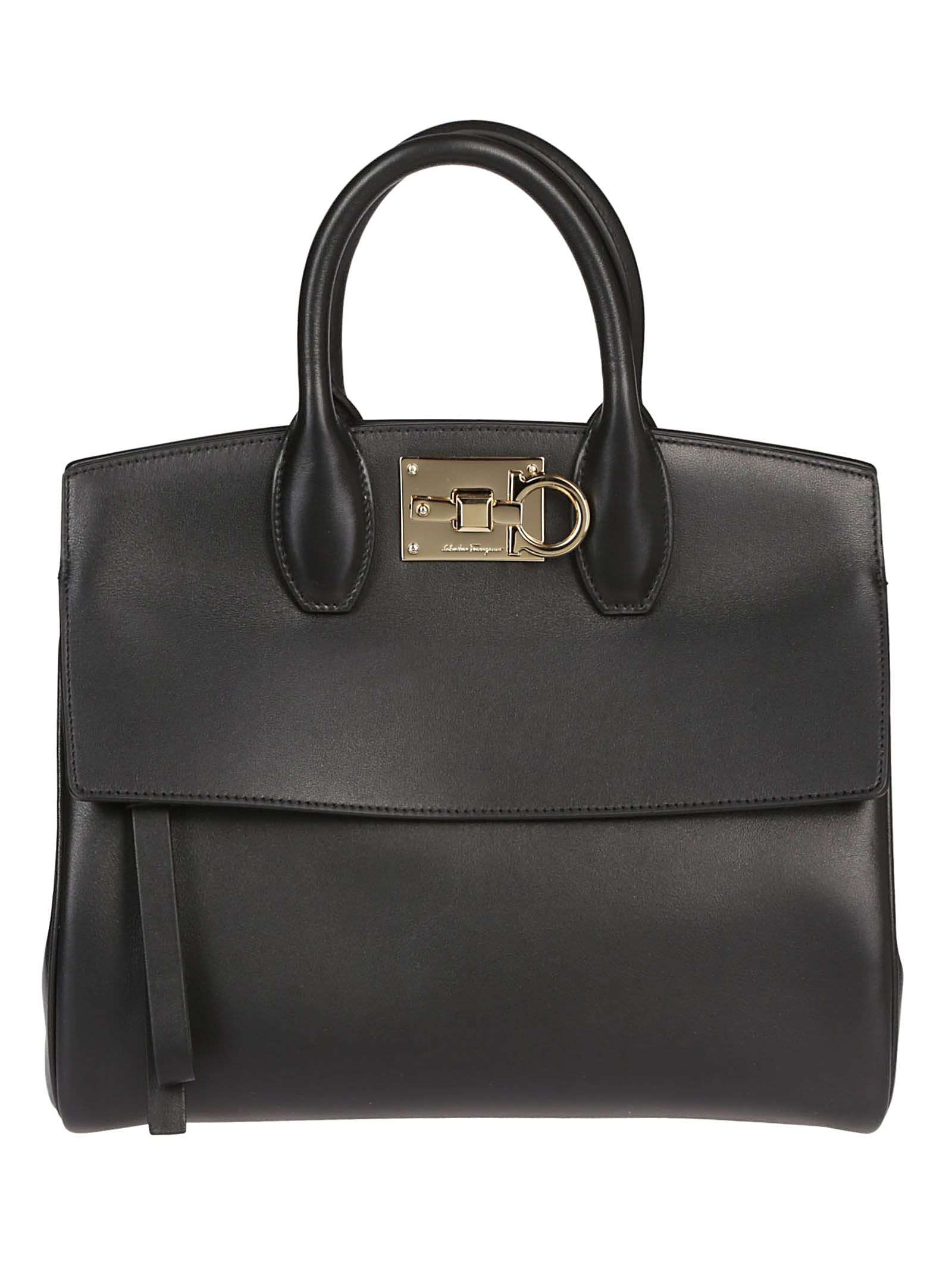 Salvatore Ferragamo Key Detail Tote