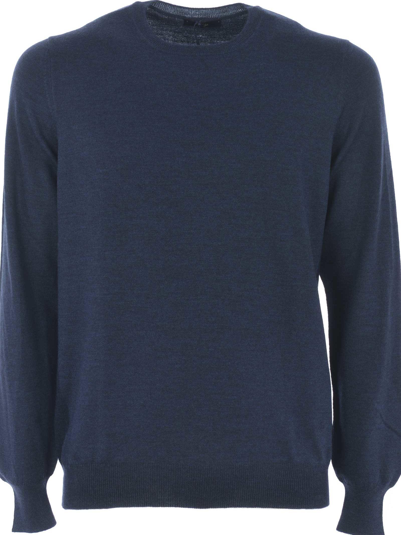 Fay Lightweight Crew Neck Sweater