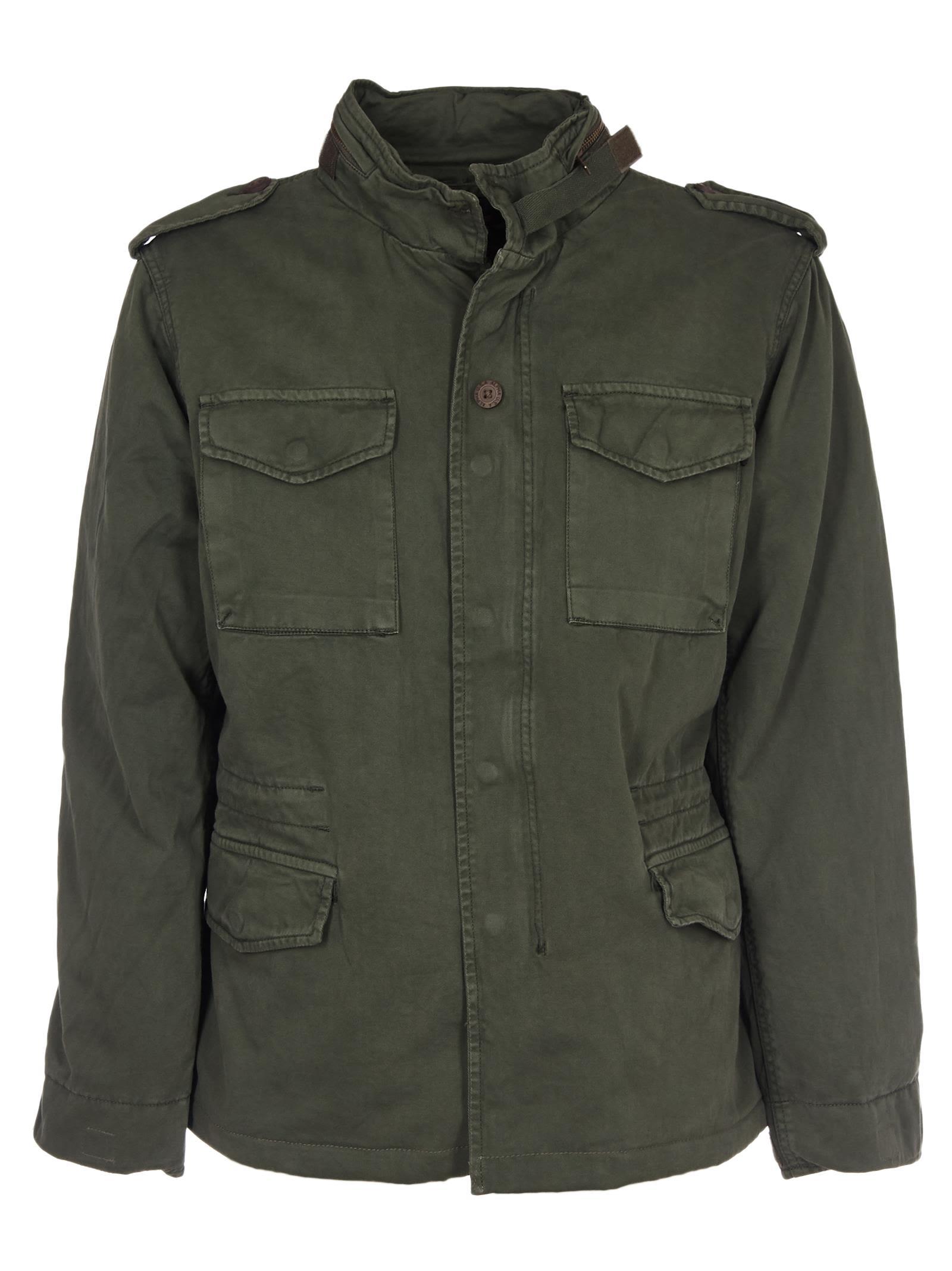Alpha Industries Chest Pocket Jacket