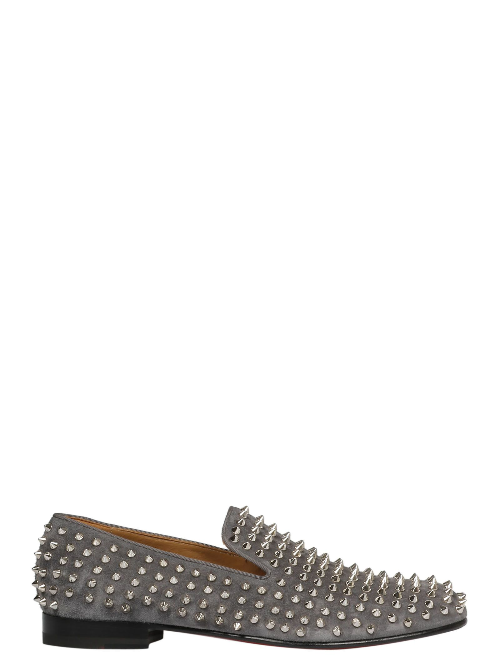 Christian Louboutin Rollerboy Spikes Loafers