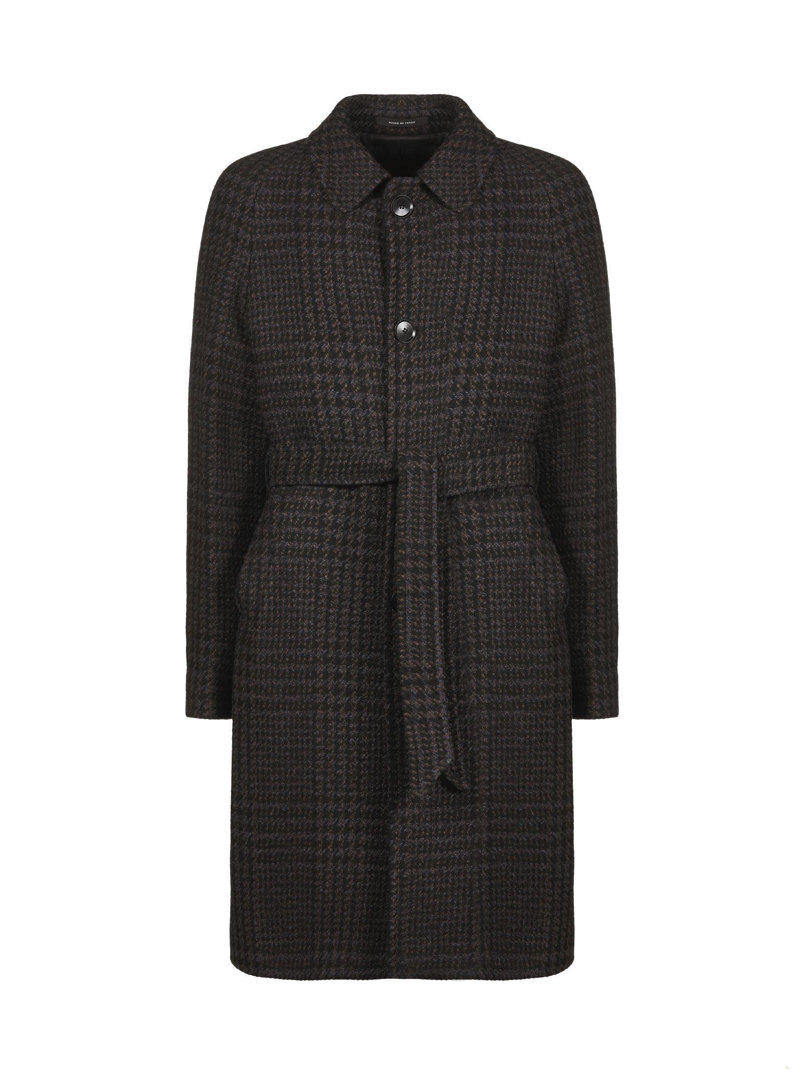 Tagliatore Belted Waist Coat