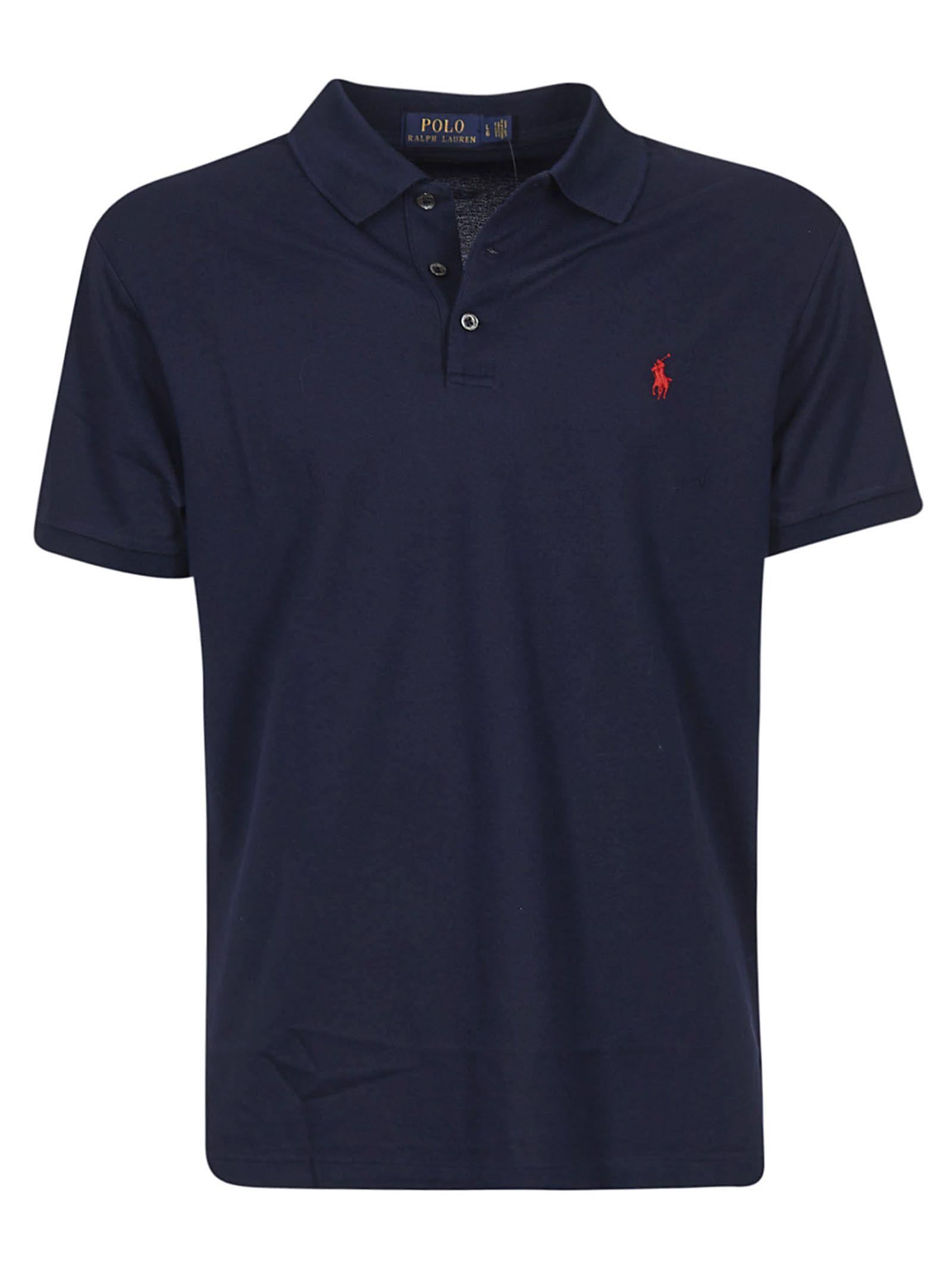 Ralph Lauren Signature Logo Polo Shirt