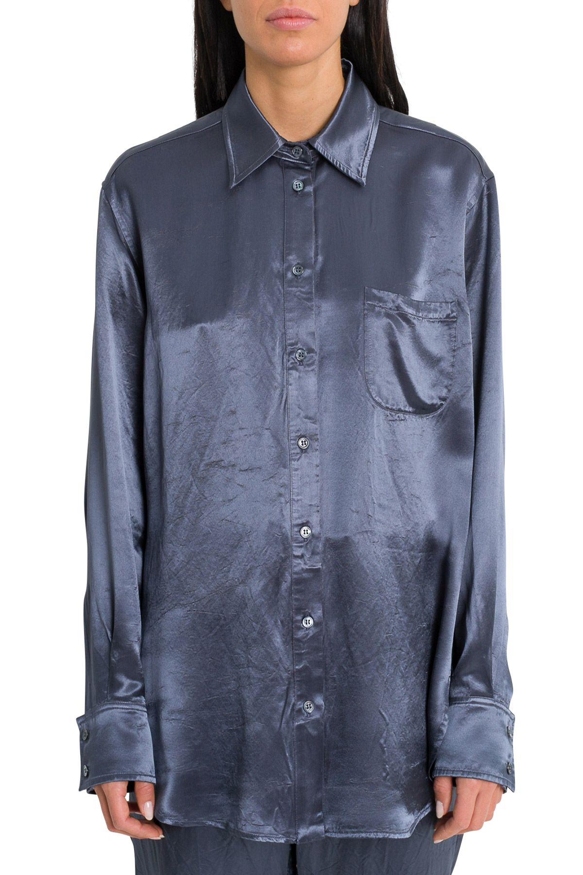 Sies Marjan Sies Marjan Sander Washed Satin Shirt