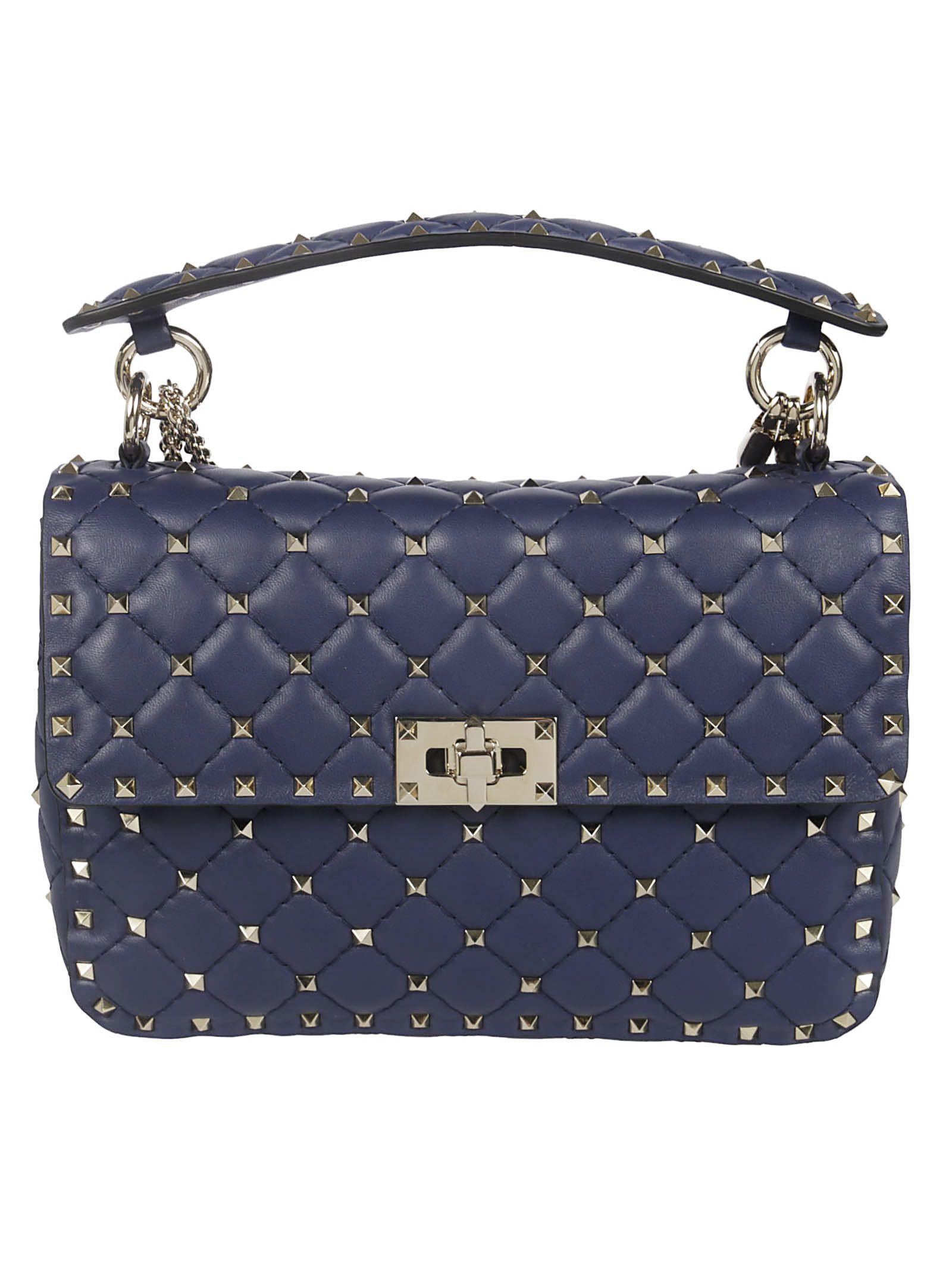 Valentino Medium Rockstud Crossbody Bag