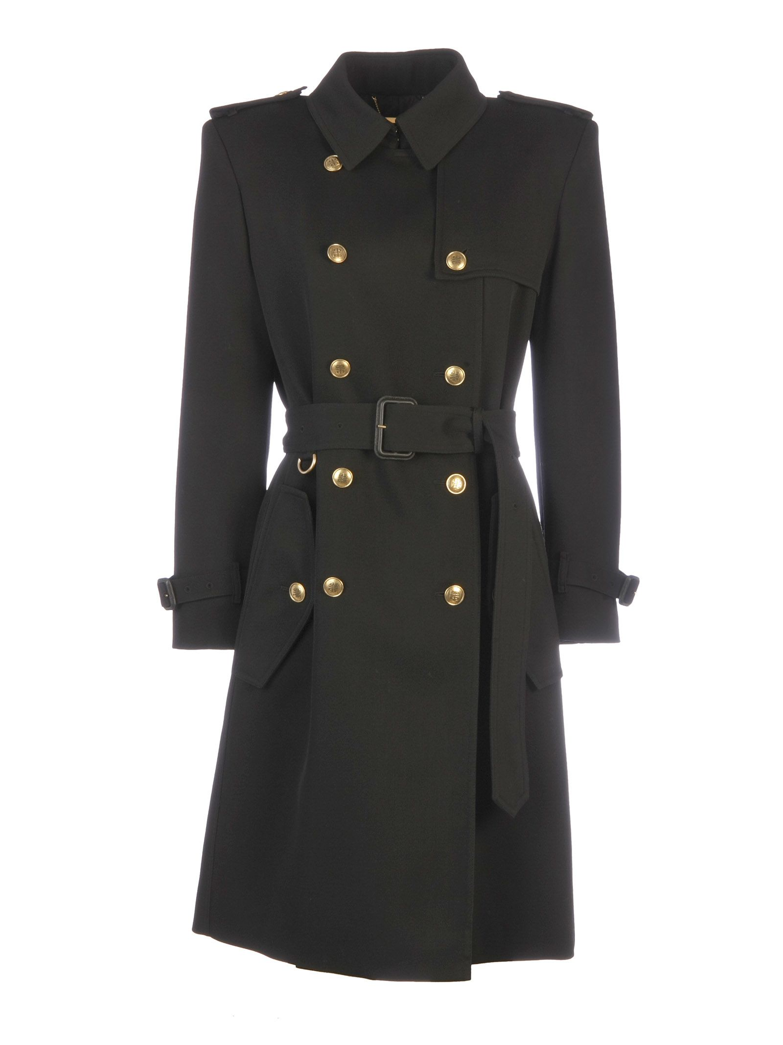 Givenchy Military Trench