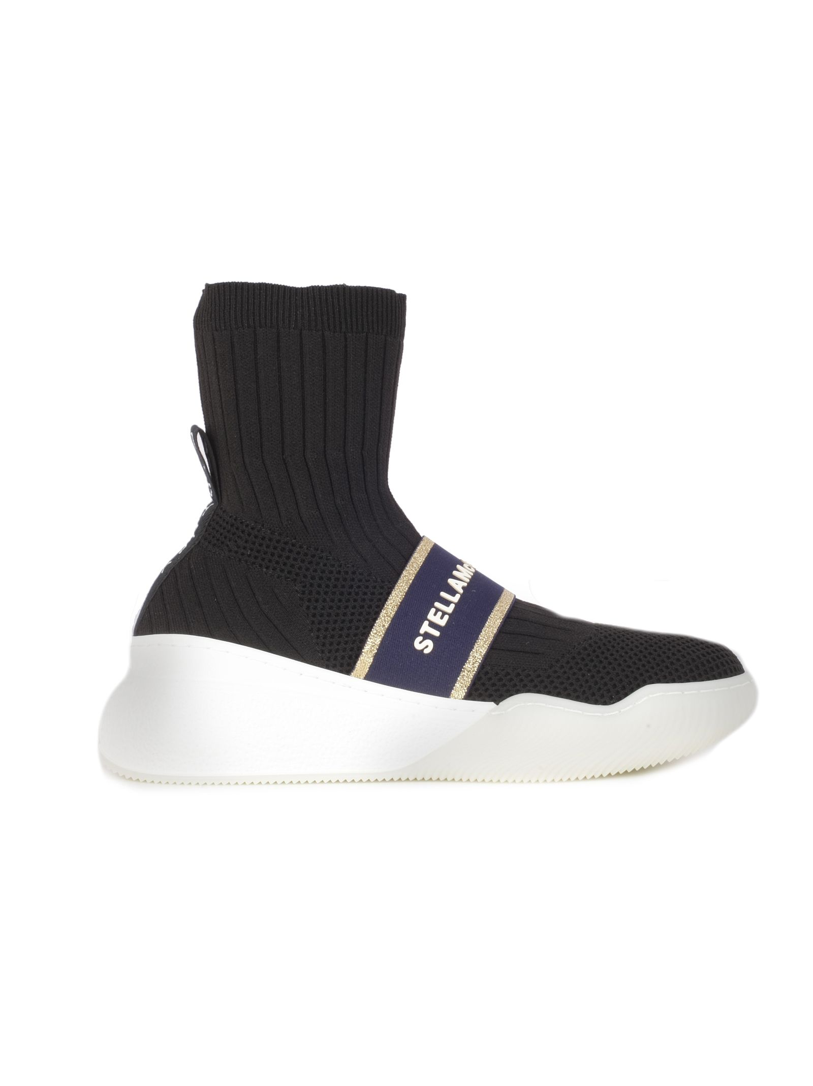 Stella Mccartney Loop Hi-top Sneakers