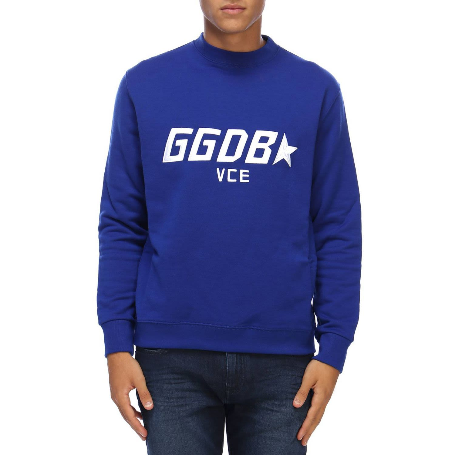 Golden Goose Sweatshirt Sweater Men Golden Goose