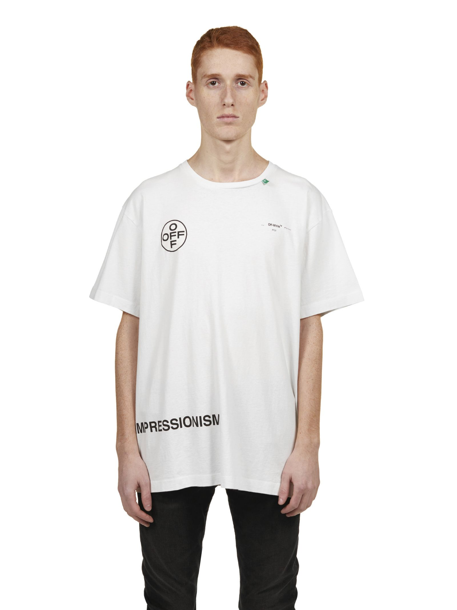 Off-white Impressionism S/s T-shirt