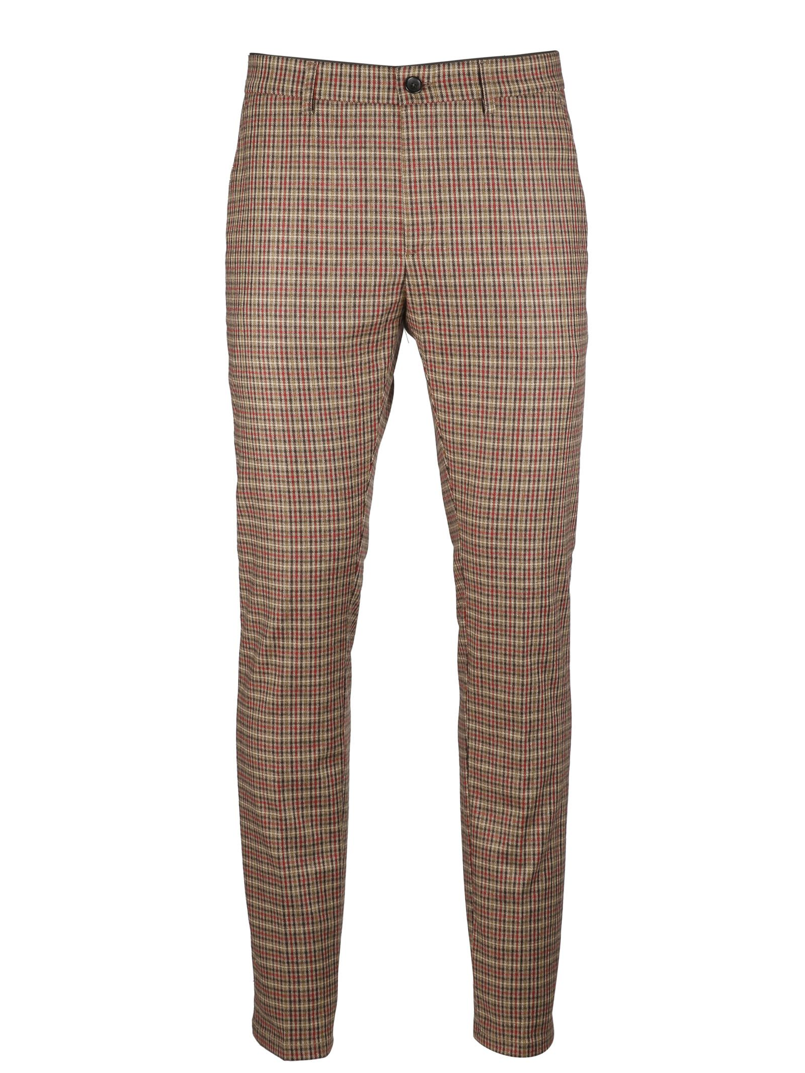 Department Five Checkered Trousers