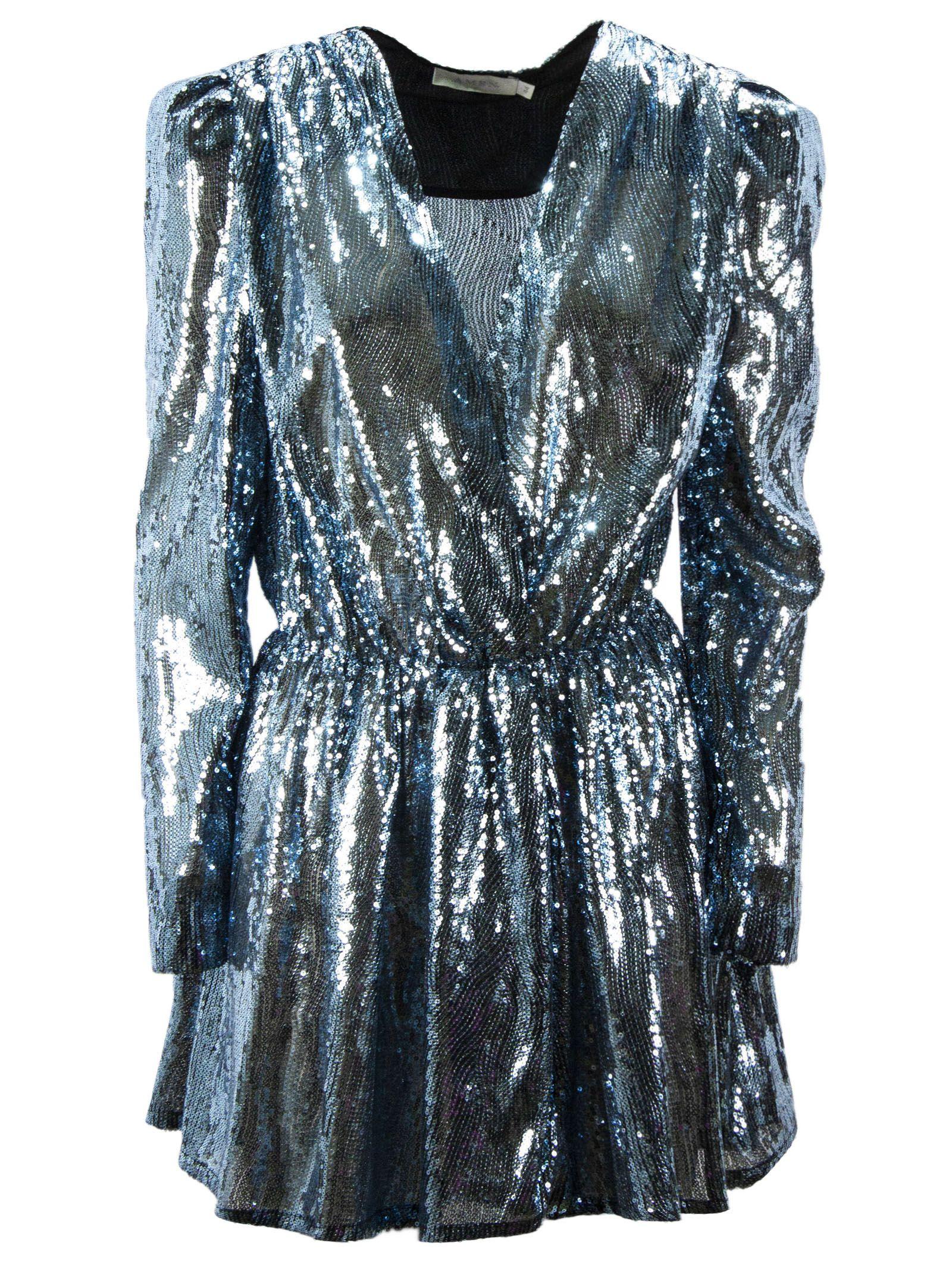Amen LIGHT BLUE DRESS