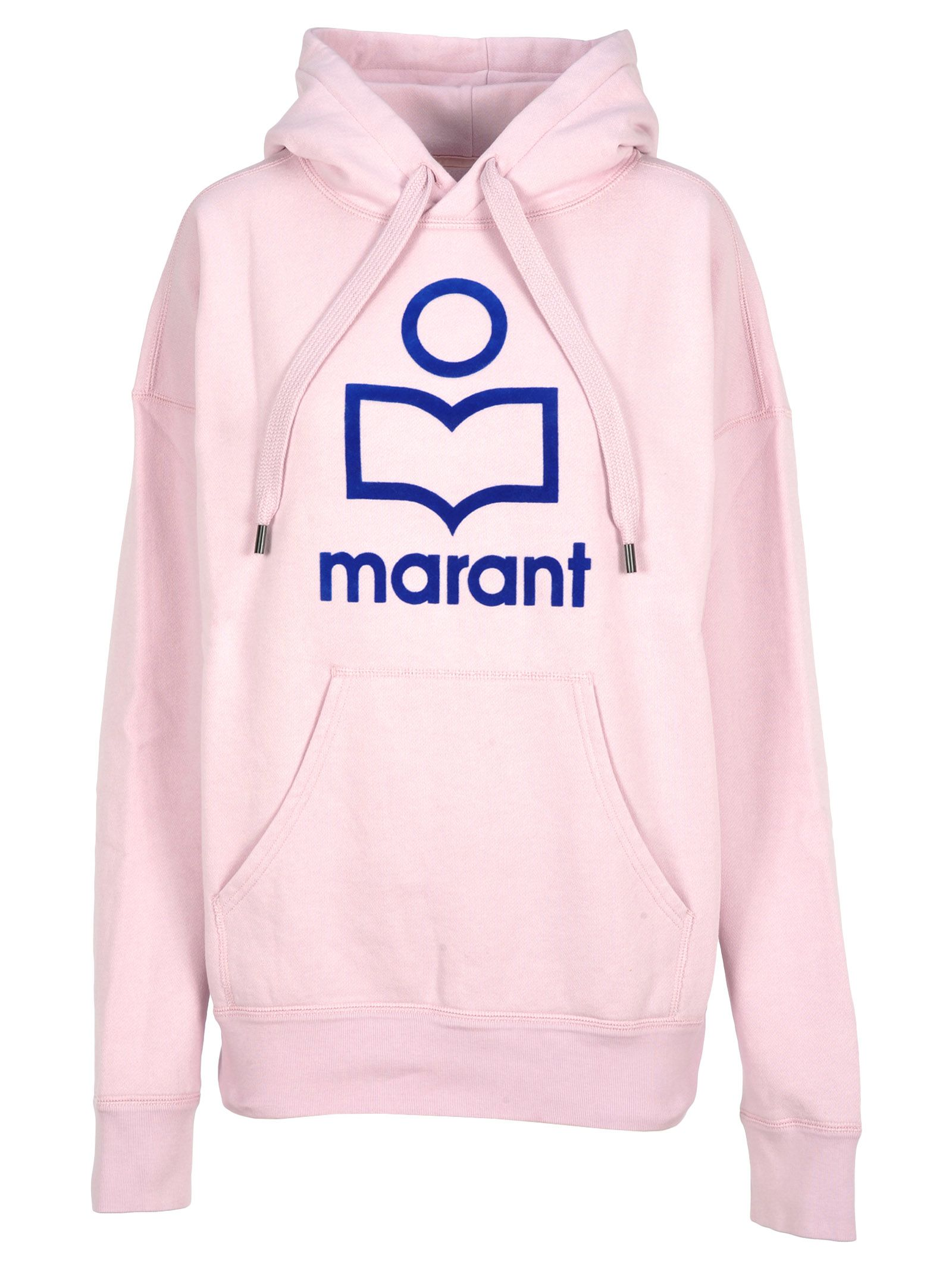 Im Etoile Mansel Logo Hooded Fleece