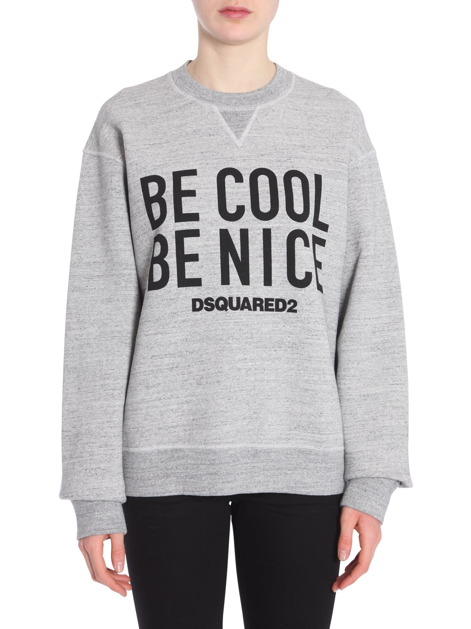 Dsquared2 Be Cool Be Nice Sweatshirt