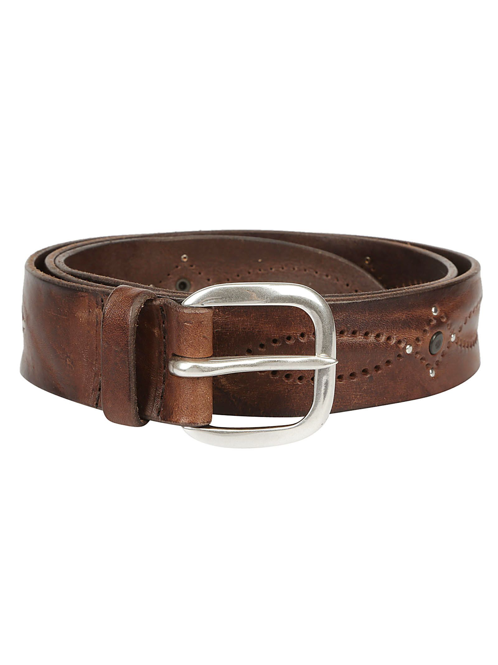 Orciani Perforated Belt