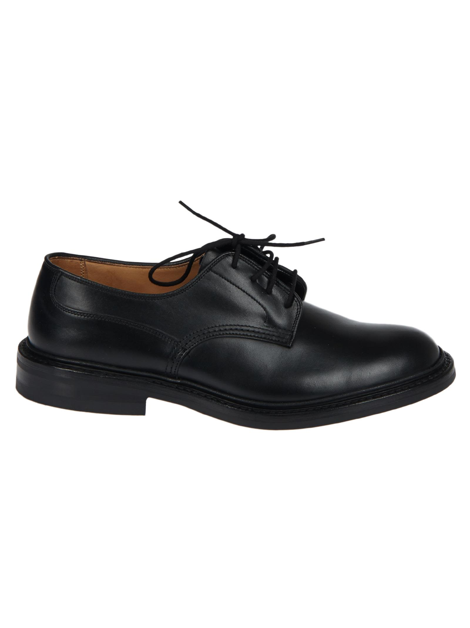 Tricker's Woodstock Derby Shoes