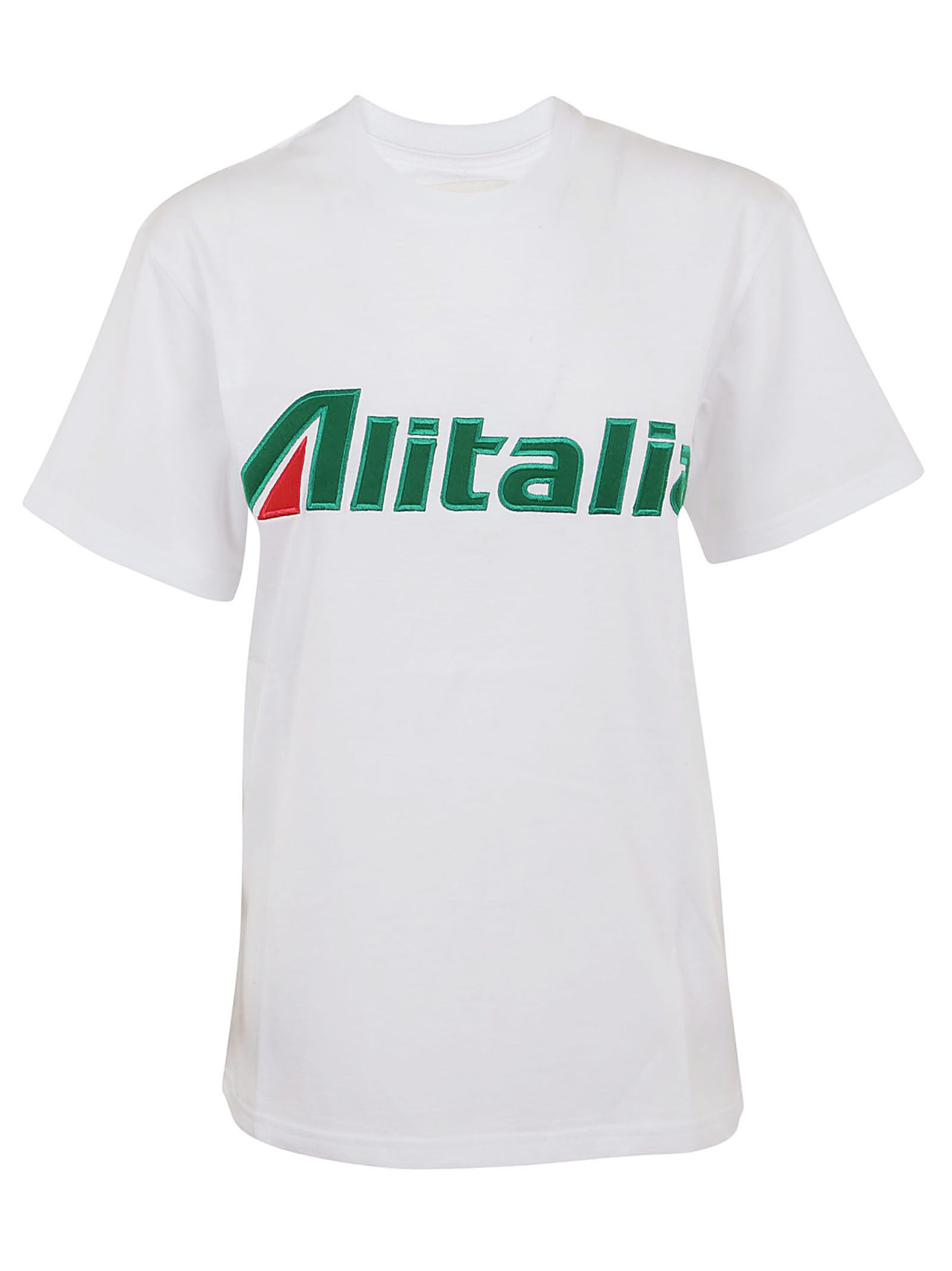 Alberta Ferretti Alitalia T-shirt