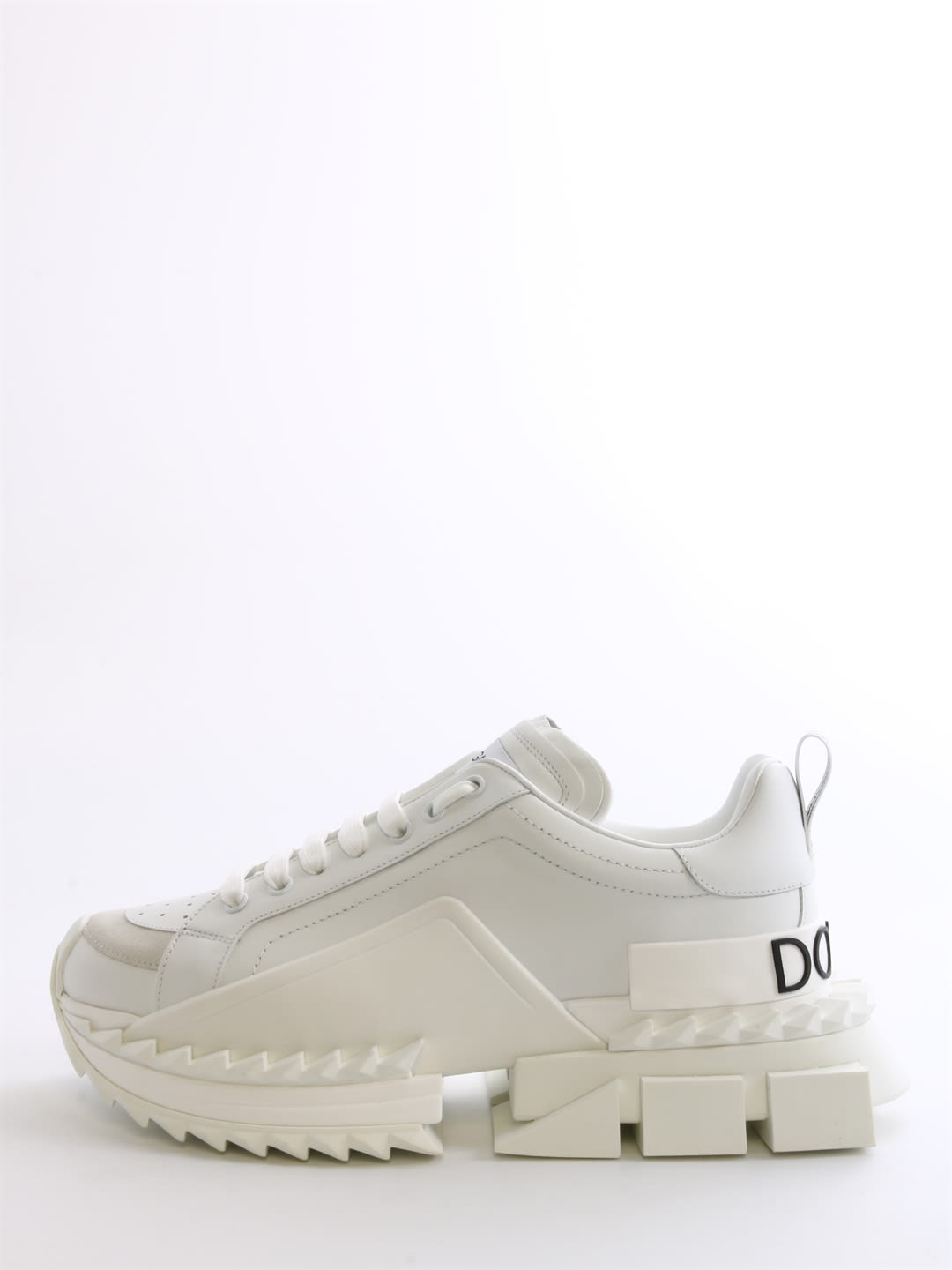Dolce & Gabbana Sneaker Super King White