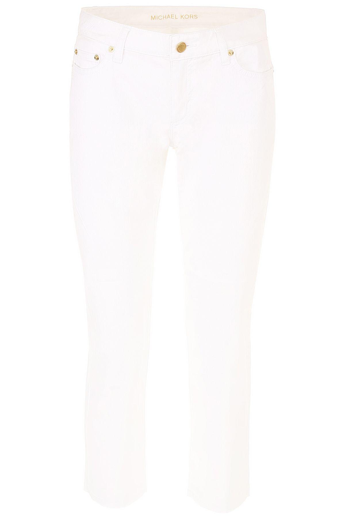 MICHAEL Michael Kors Straight Leg Jeans