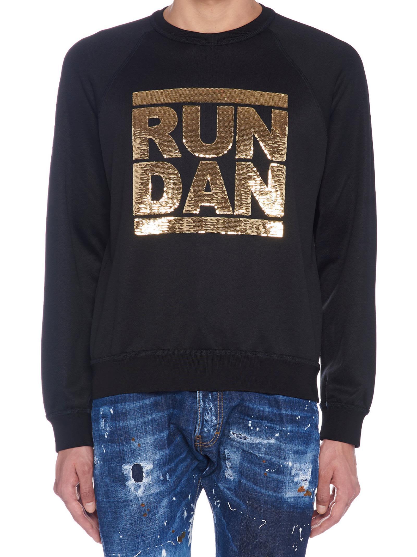 Dsquared2 'run Dan' Sweatshirt