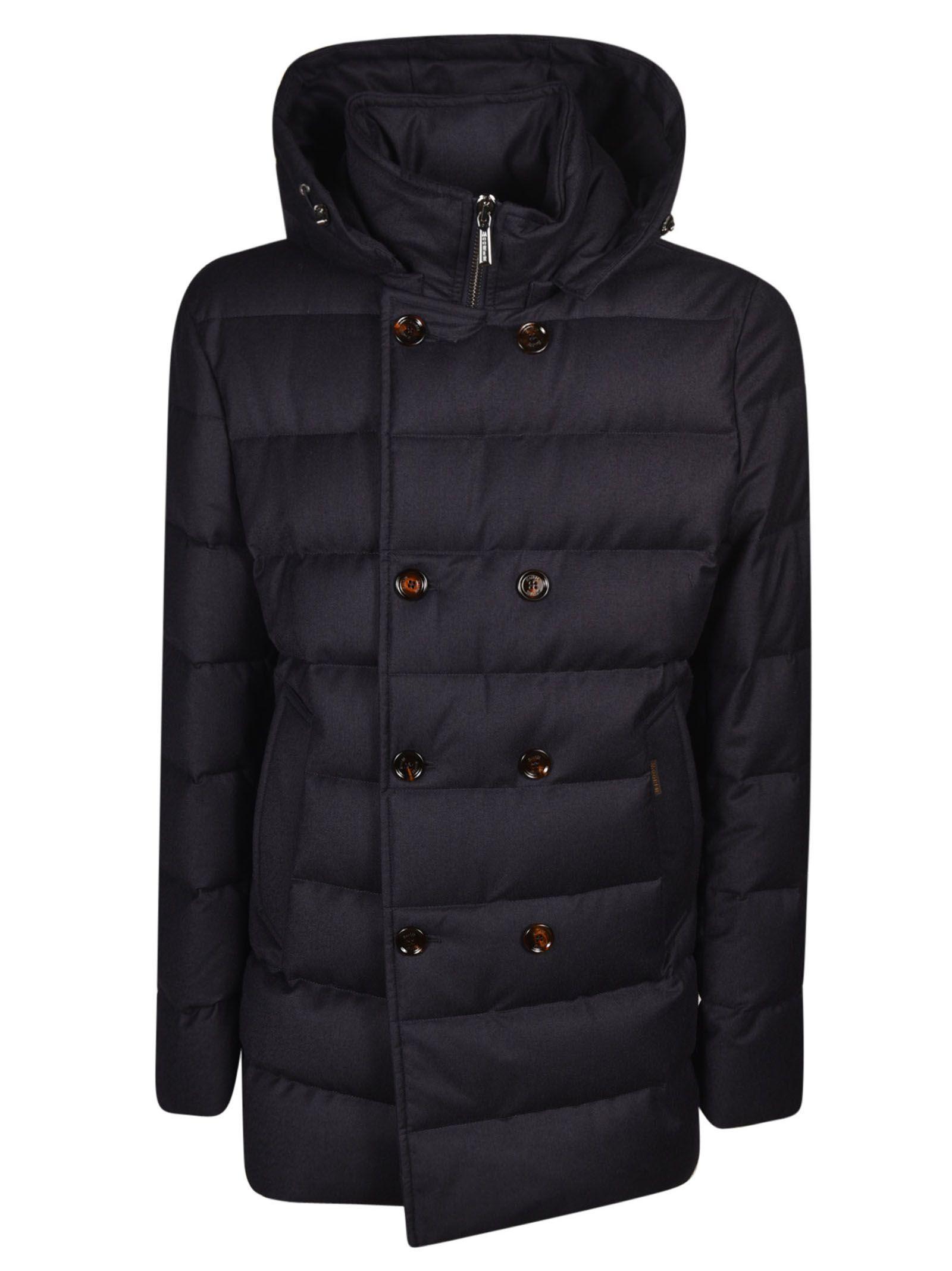 Moorer Hooded Padded Coat