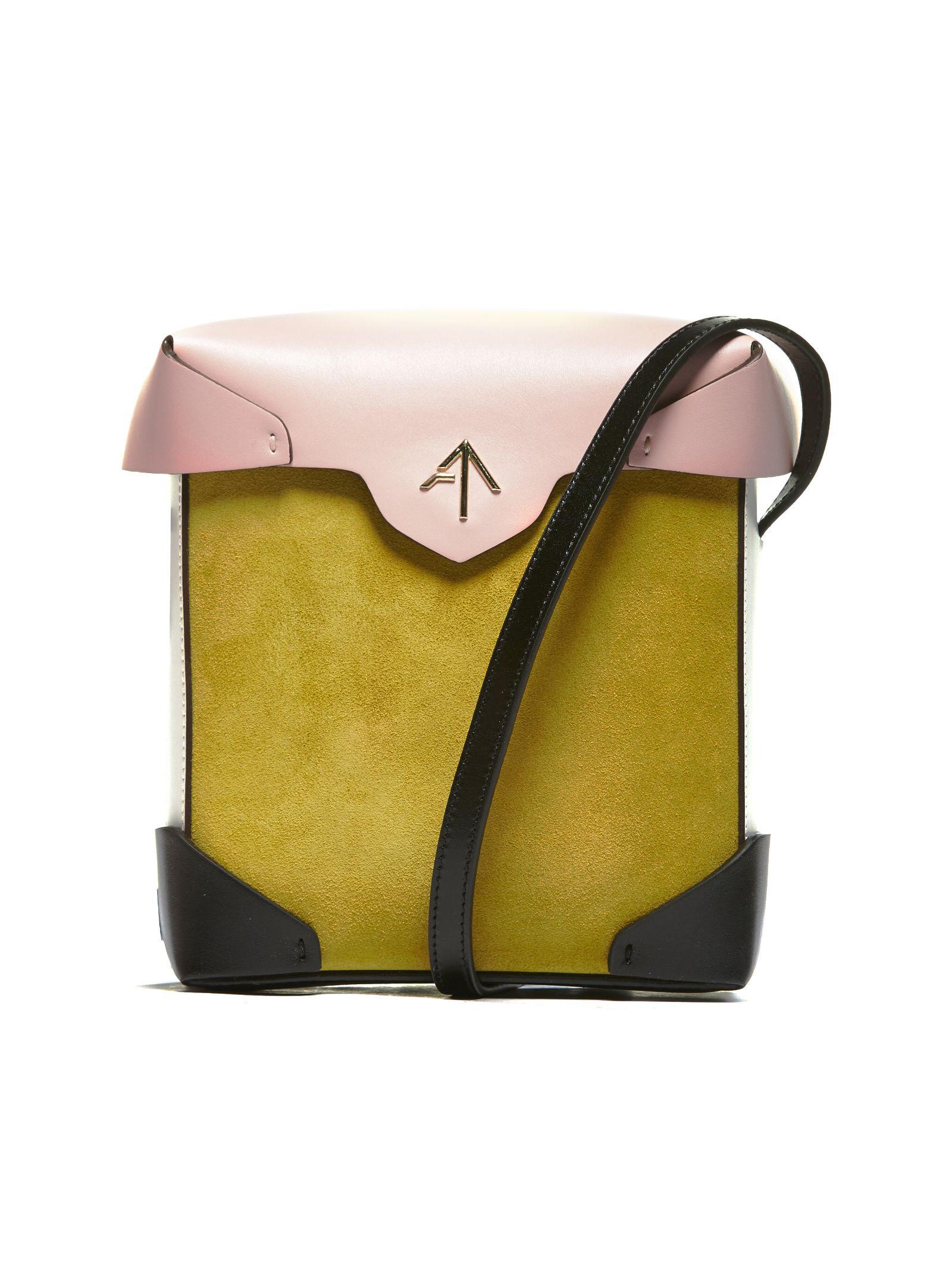 Manu Atelier Mini Pristine Shoulder Bag