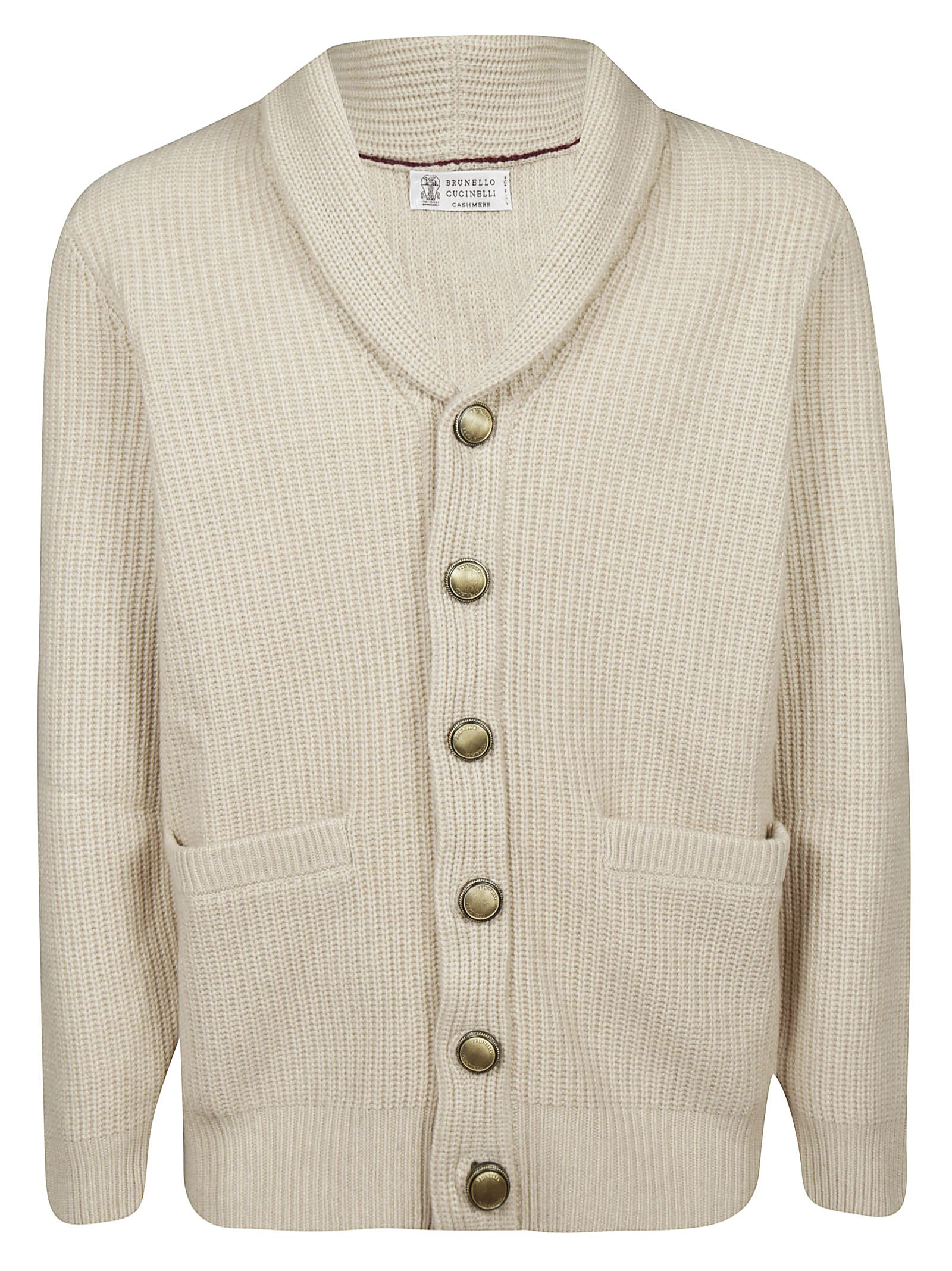 Brunello Cucinelli Button-up Cardigan