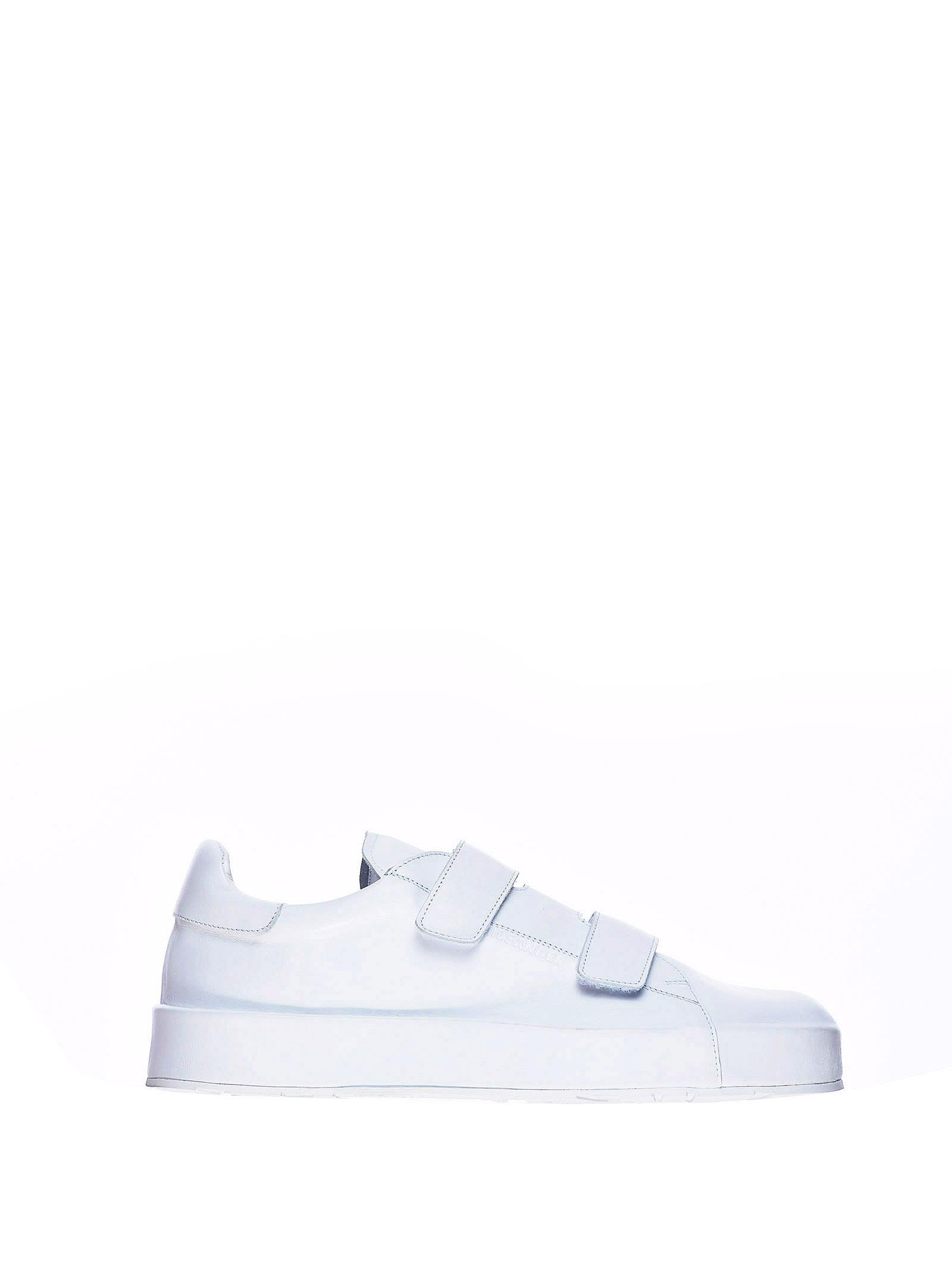 Jil Sander Jil Sander Sneaker White