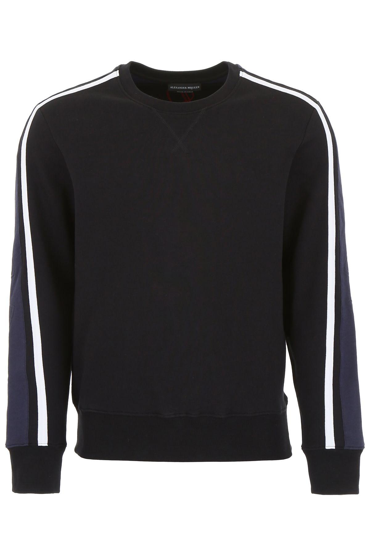 Alexander McQueen Sweatshirt With Embroidered Logo
