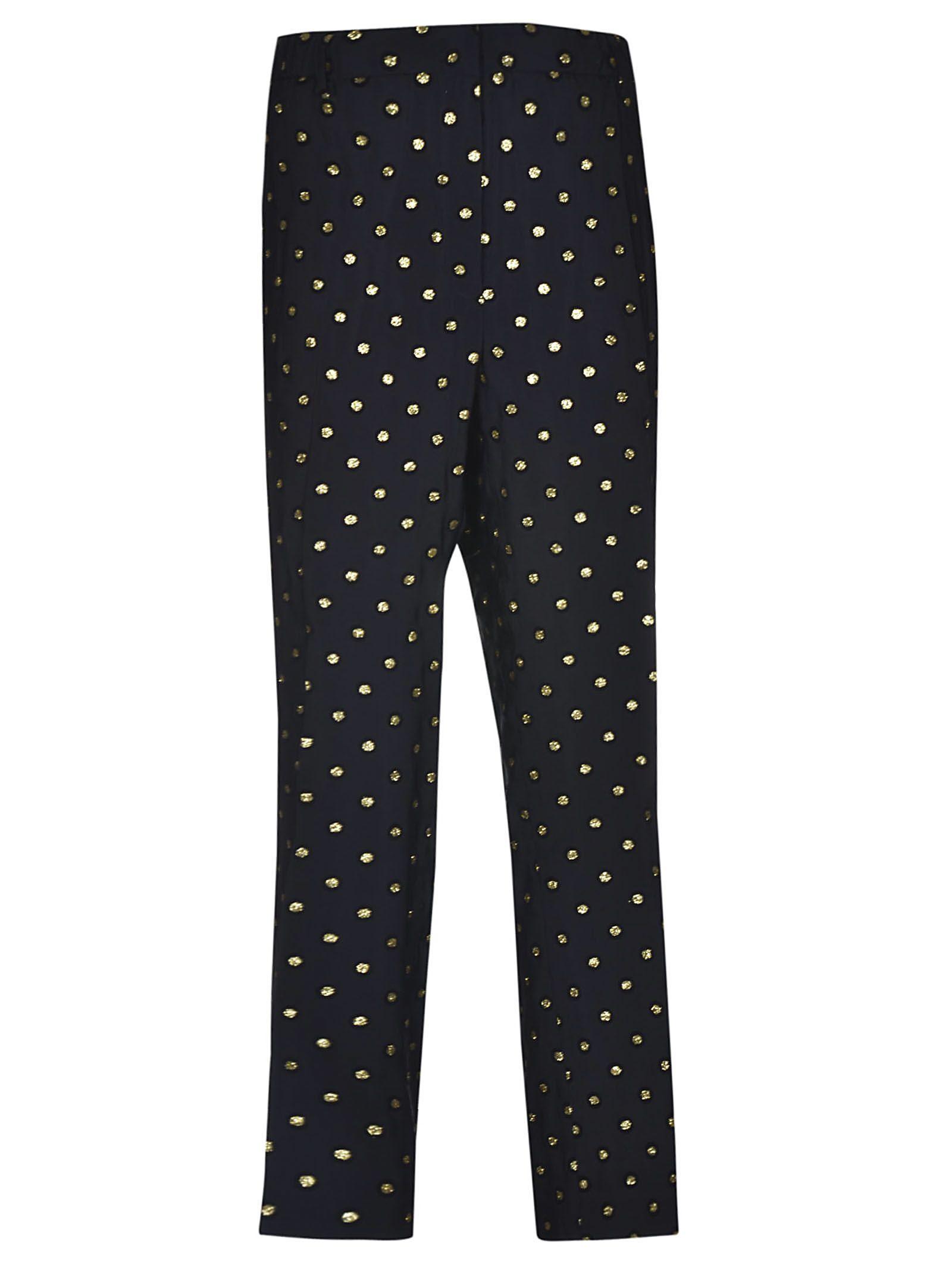 N.21 Embellished Trousers