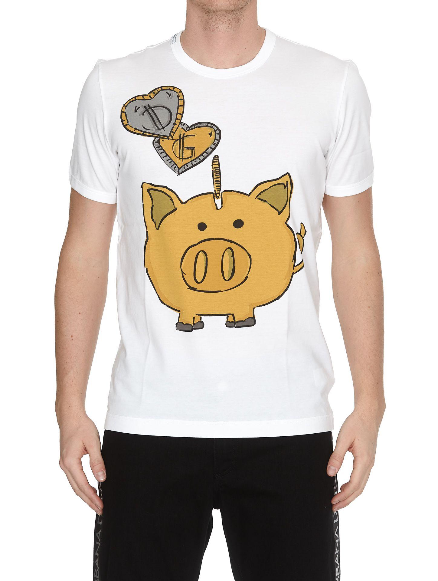 Dolce & Gabbana Chinese New Year T-shirt