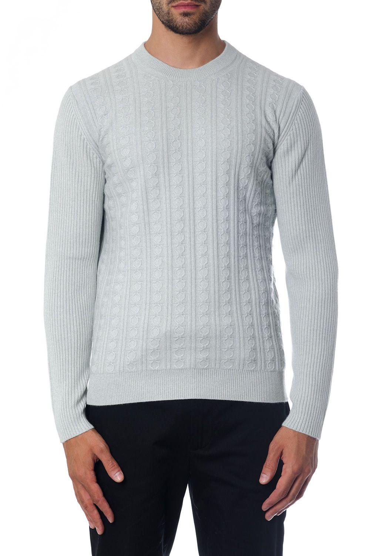 Salvatore Ferragamo Wool English Ribs Gancini Knitwear
