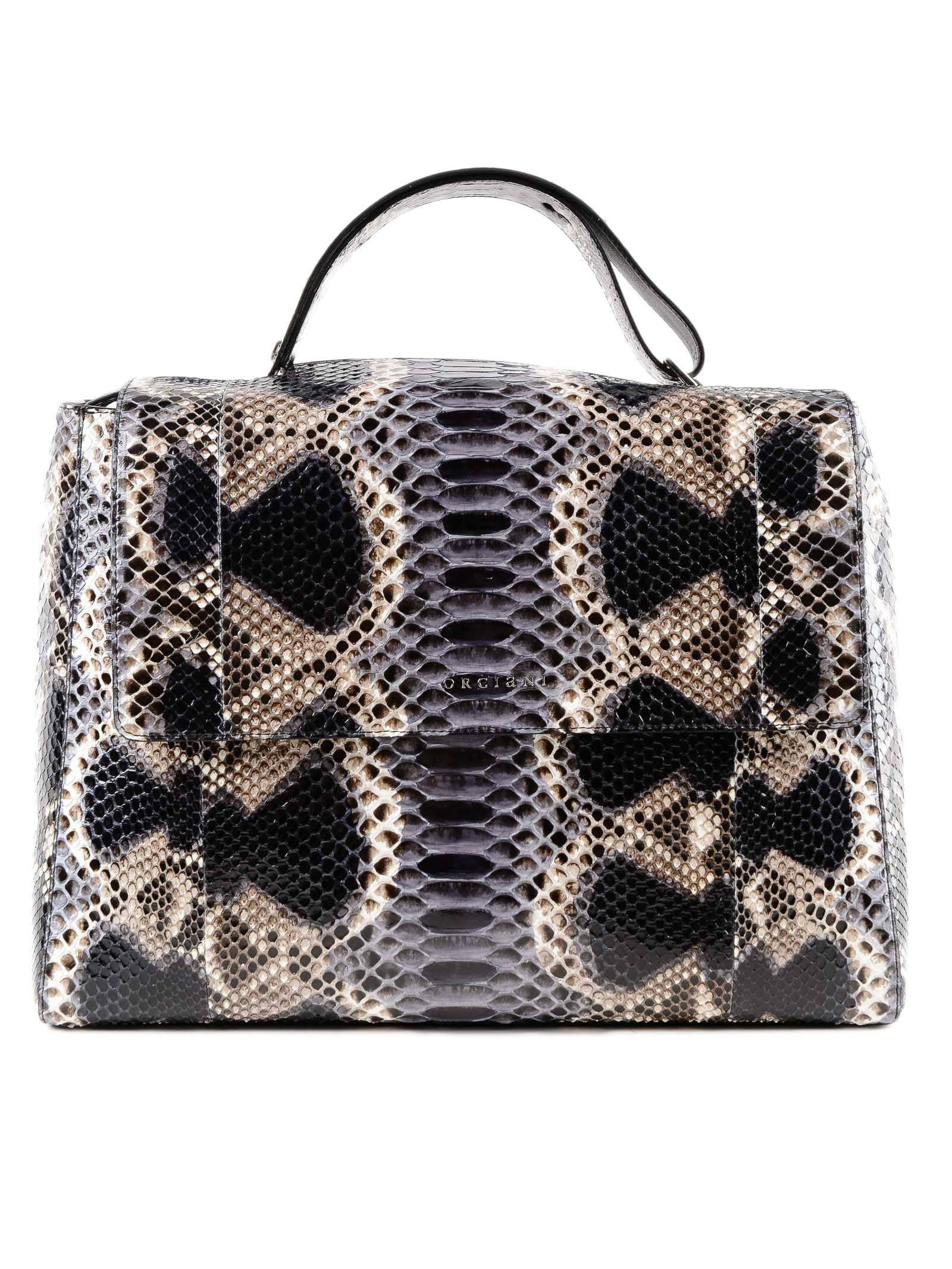 orciani -  Spa Snake Tote